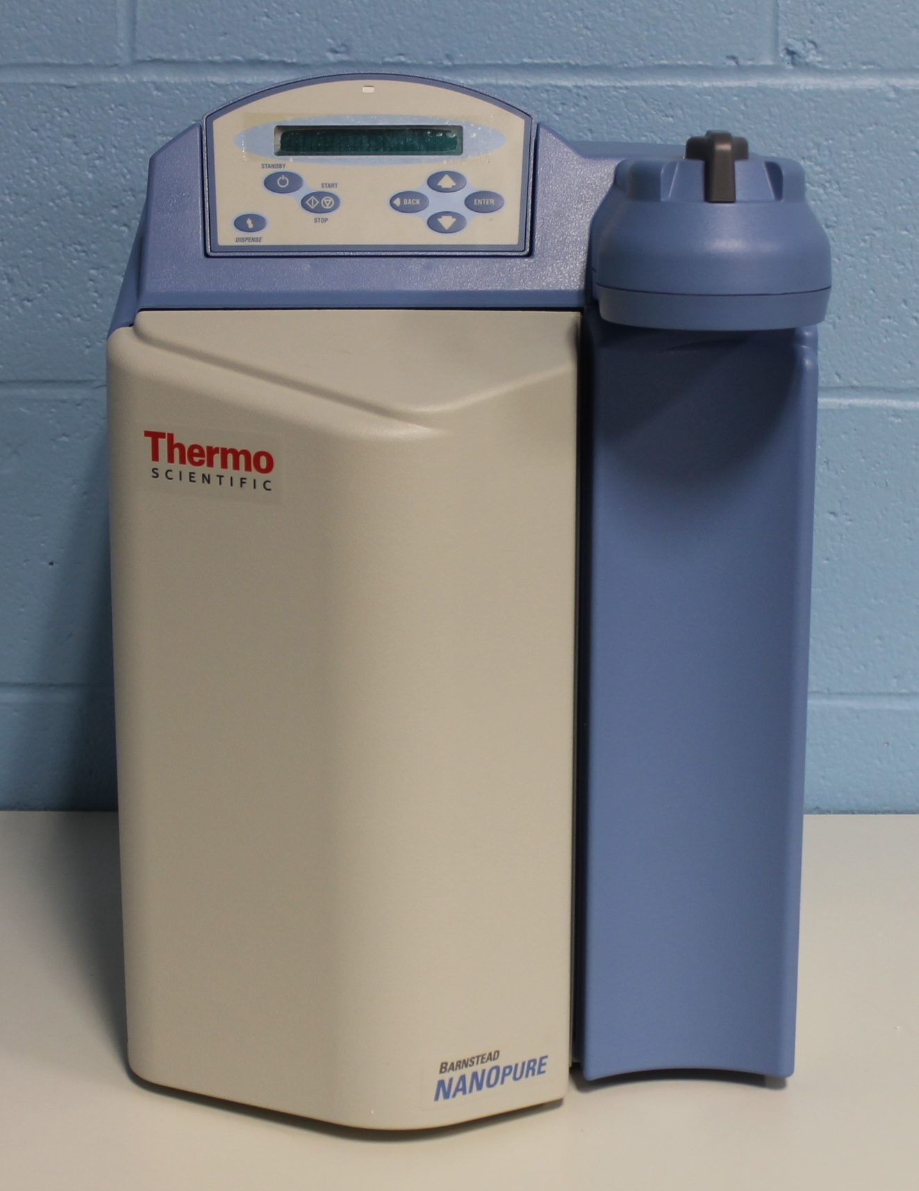 Water Distillation Systems Model ~ Refurbished thermo barnstead nanopure water purification