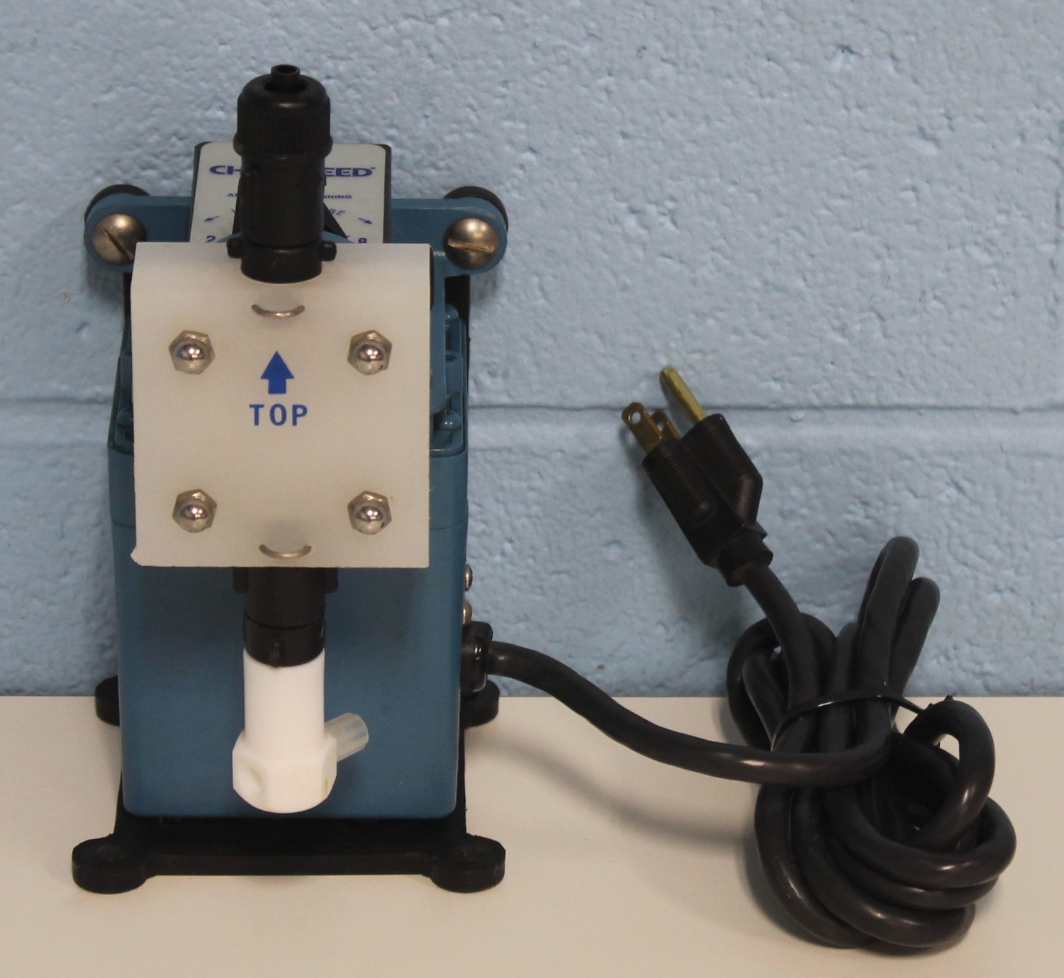 Cole-Parmer CHEM-FEED Injector Pump Model 50000-076 Image