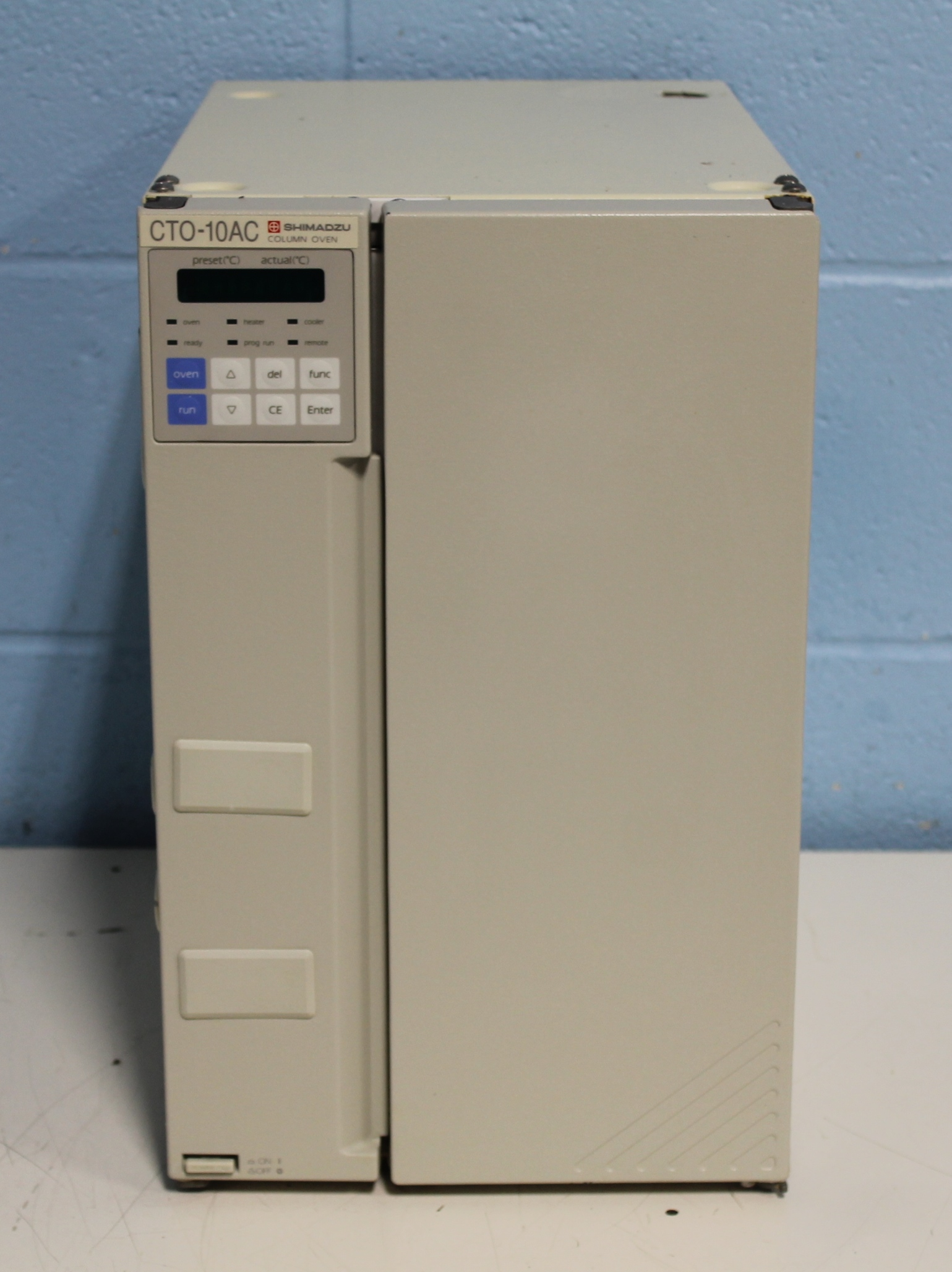 Shimadzu CTO-10AC Column Oven Image