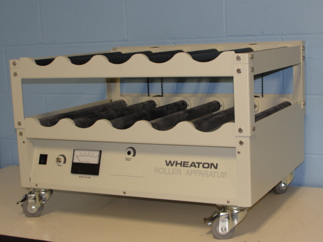 Wheaton Cell Production Roller Apparatus Model 2 Dk Modular Roller 120V Image