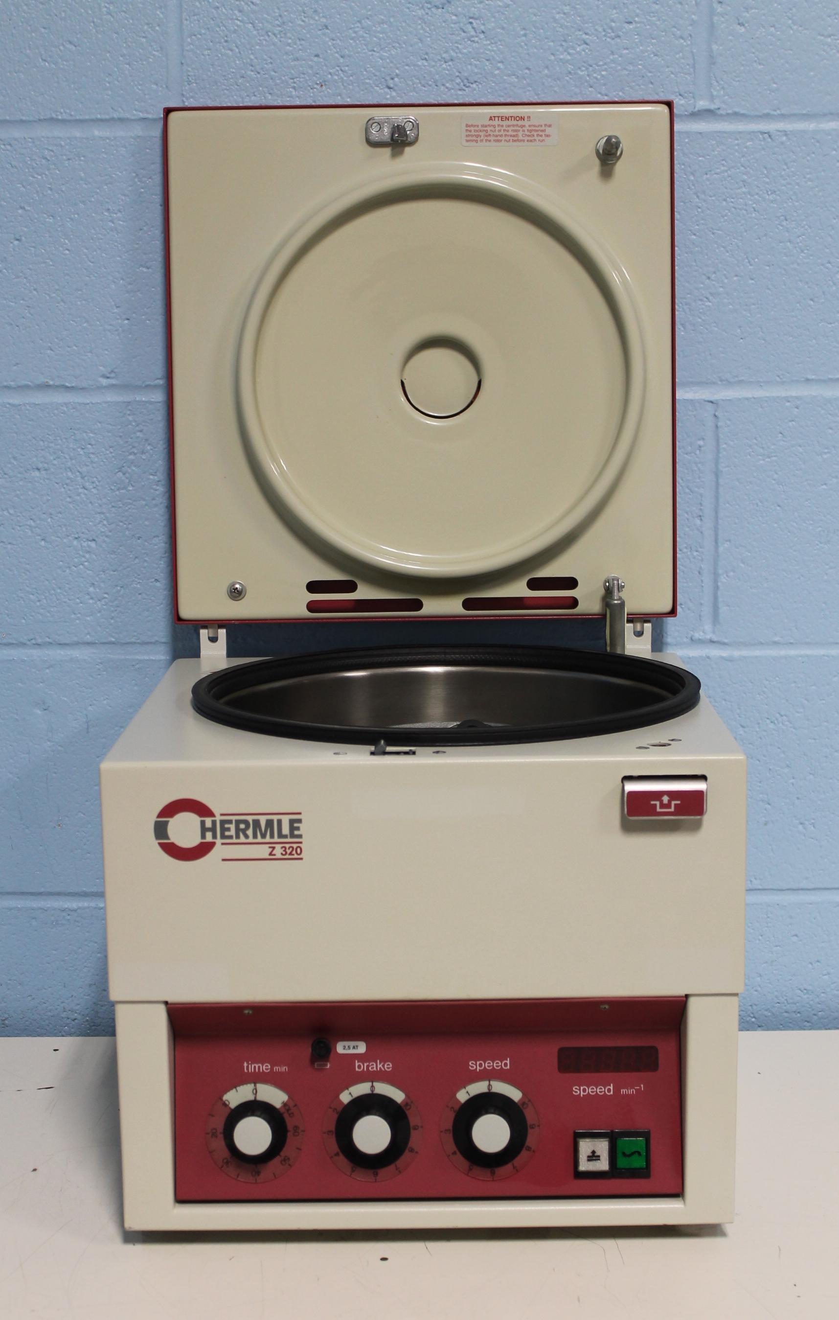 Hermle Centrifuge Model Z 320 Image
