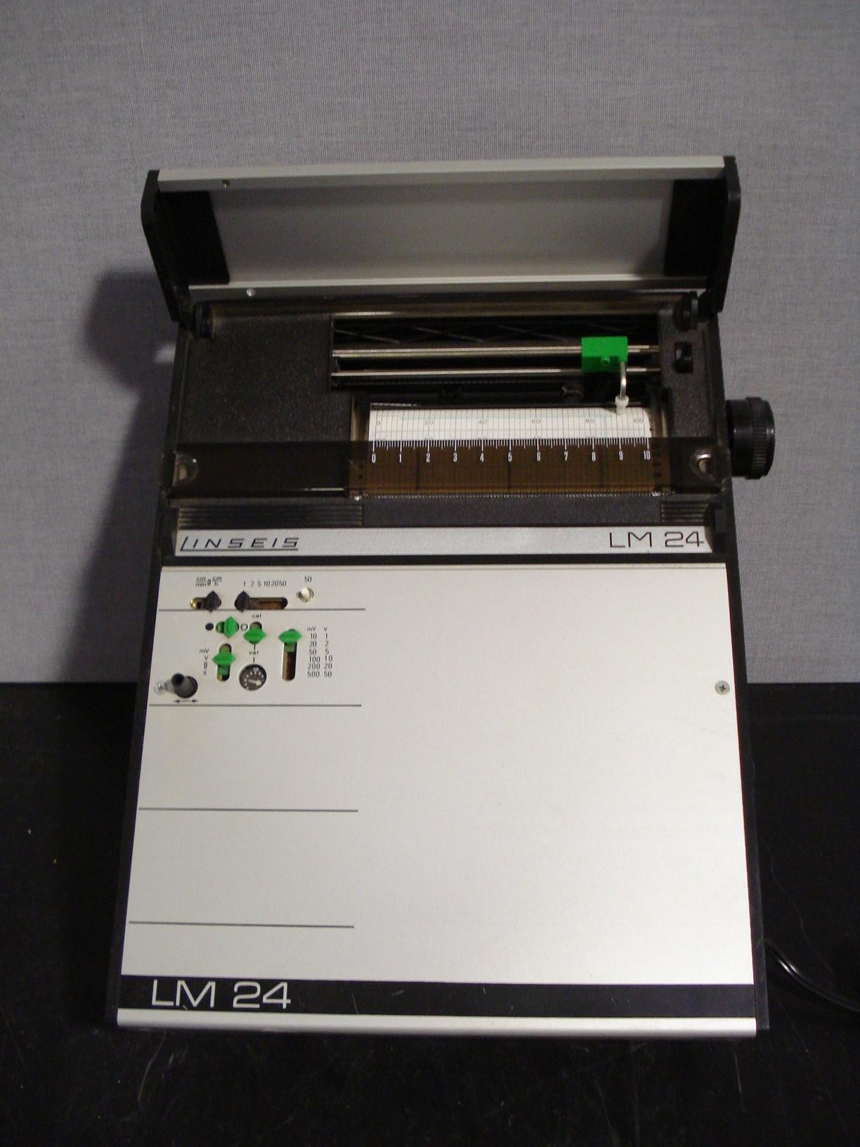 Pharmacia Chart Recorder LM24 Image