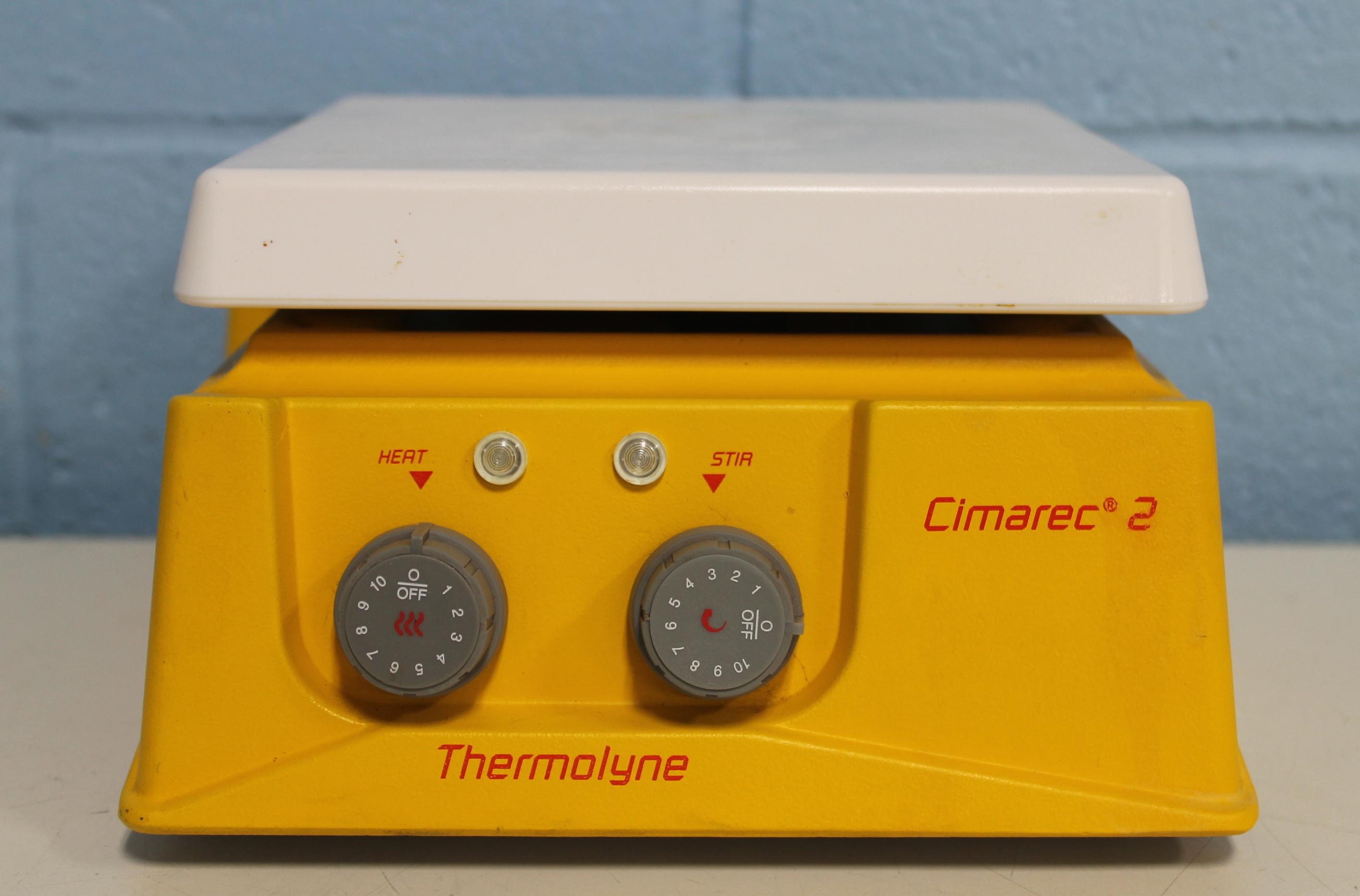 Thermolyne Cimarec 2 Hotplate Stirrer SP46925 Image