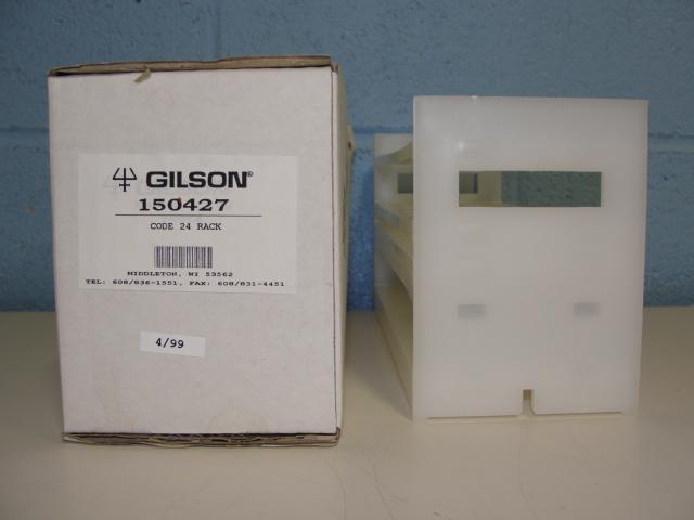 Gilson Code 24 Rack Image