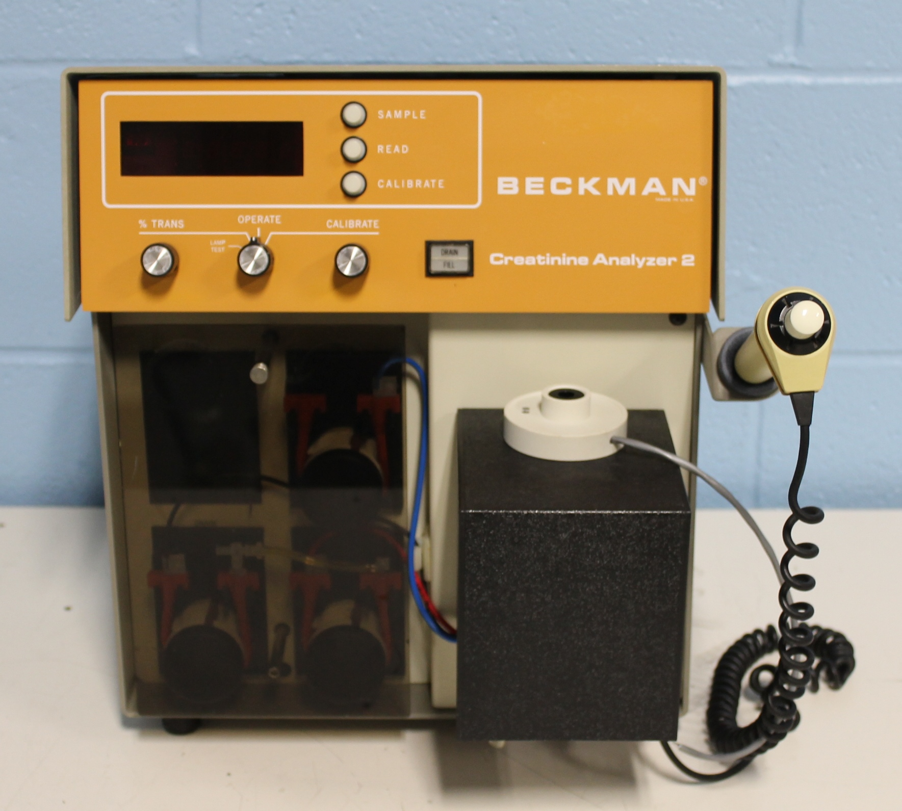 Beckman Coulter Creatinine Analyzer 2 Image