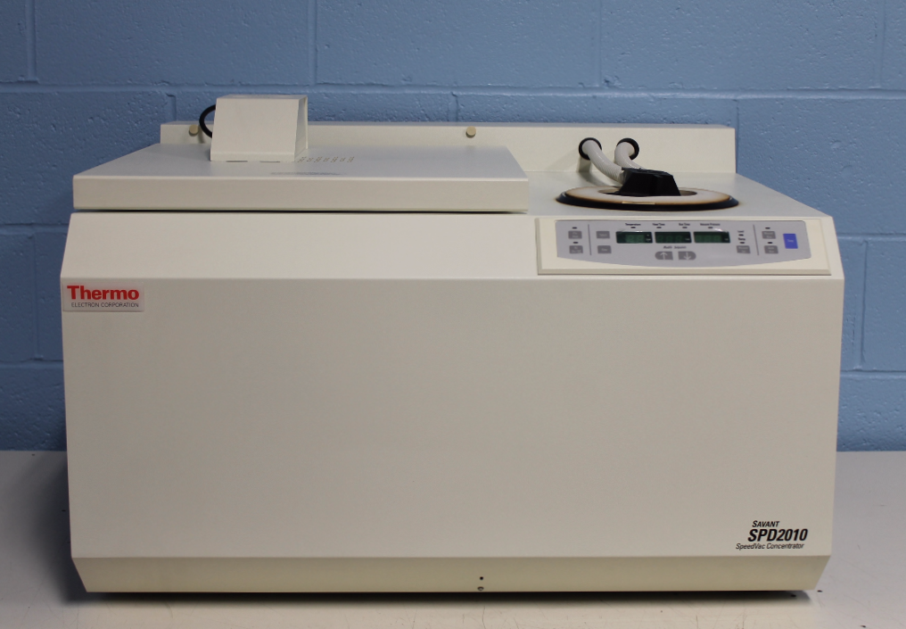 Thermo / Savant DNA Integrated SpeedVac Concentrator System Model SPD2010-220 Image