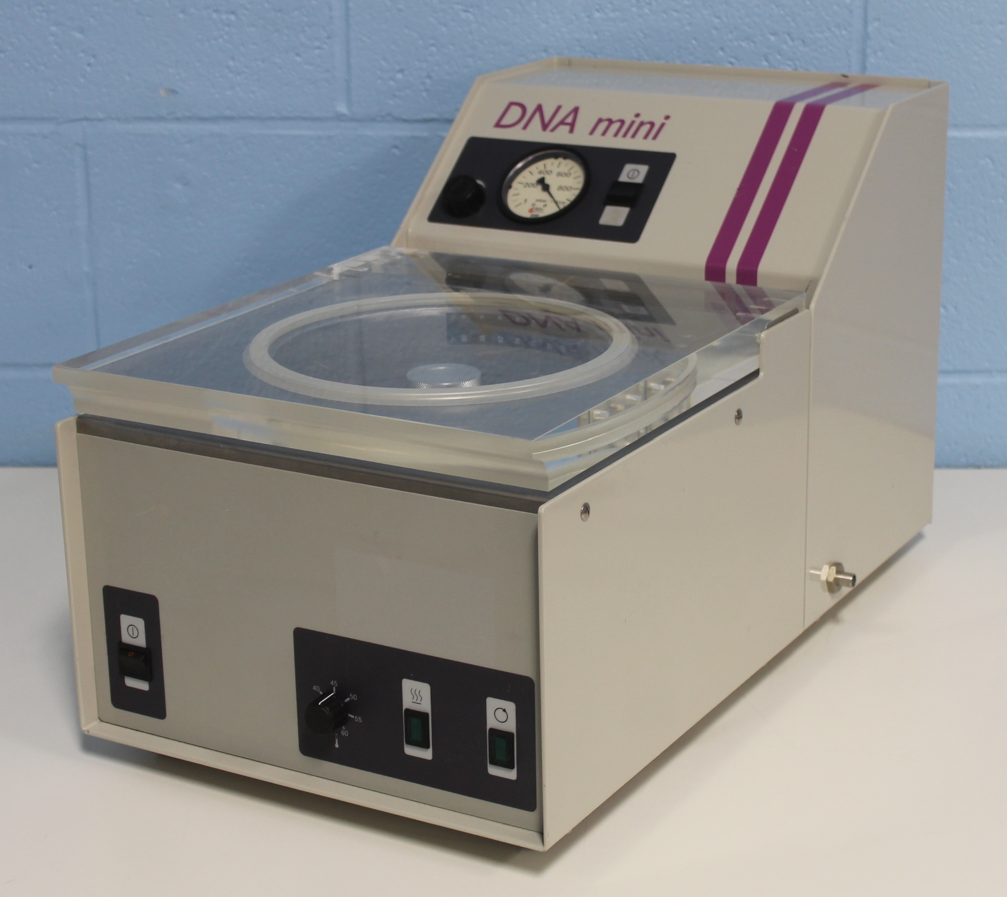 Refurbished Heto Dna Mini Centrifugal Evaporator