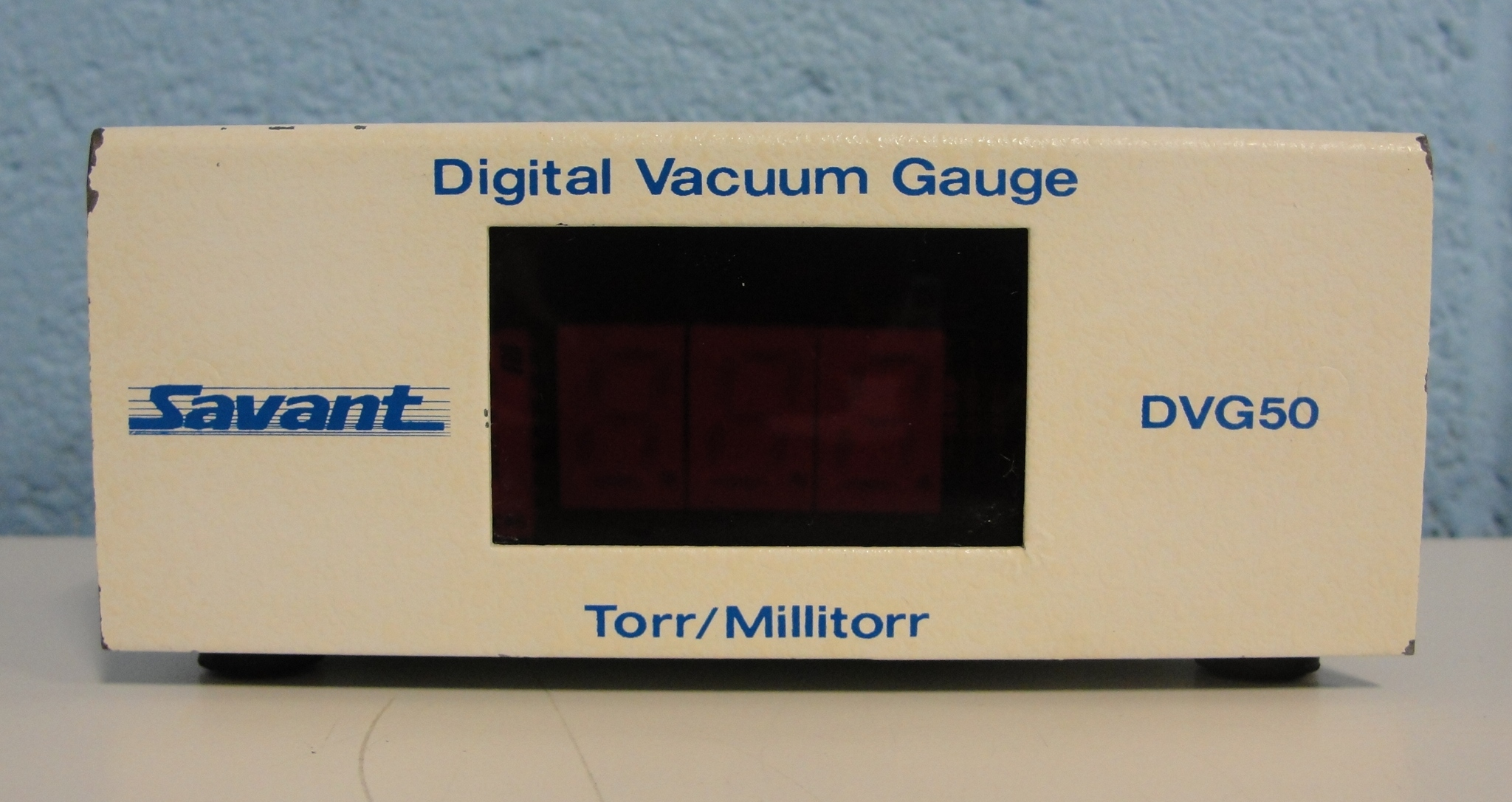 Savant DVG50-15VDC Digital Vacuum Gauge Image