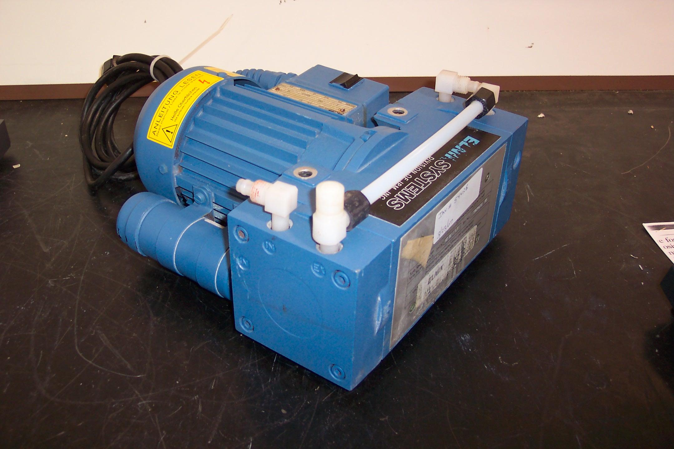 Refurbished Vacuubrand Diaphragm Vacuum Pump