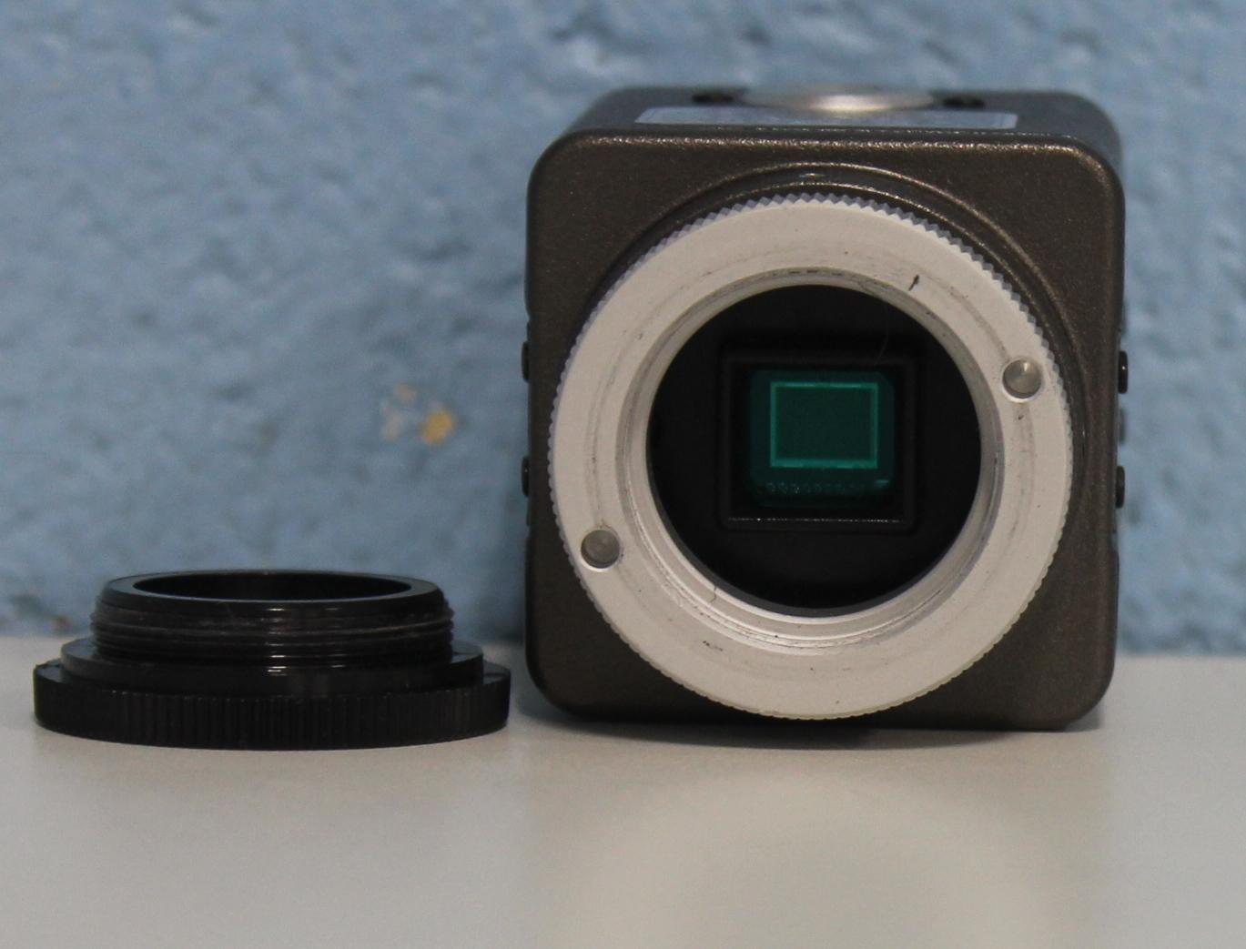 Industrial Vision Source 1V-CCAM2 Digital Color CCD Camera  Image