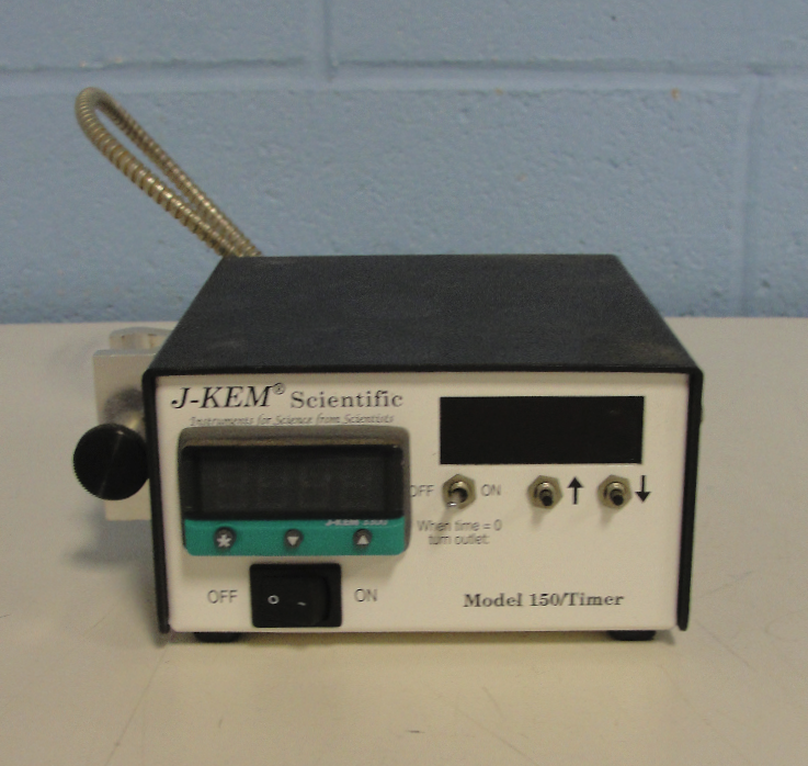 J-KEM Scientific Model 150 Timer Image