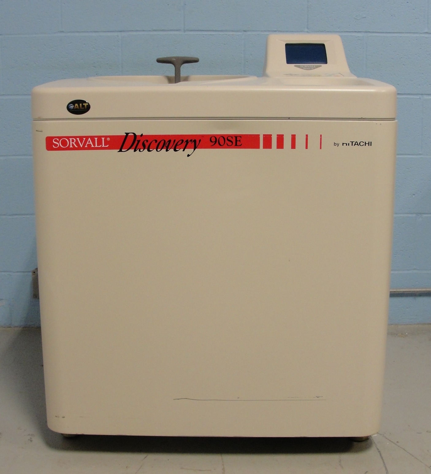 Sorvall Discovery 90SE Ultra Centrifuge Image