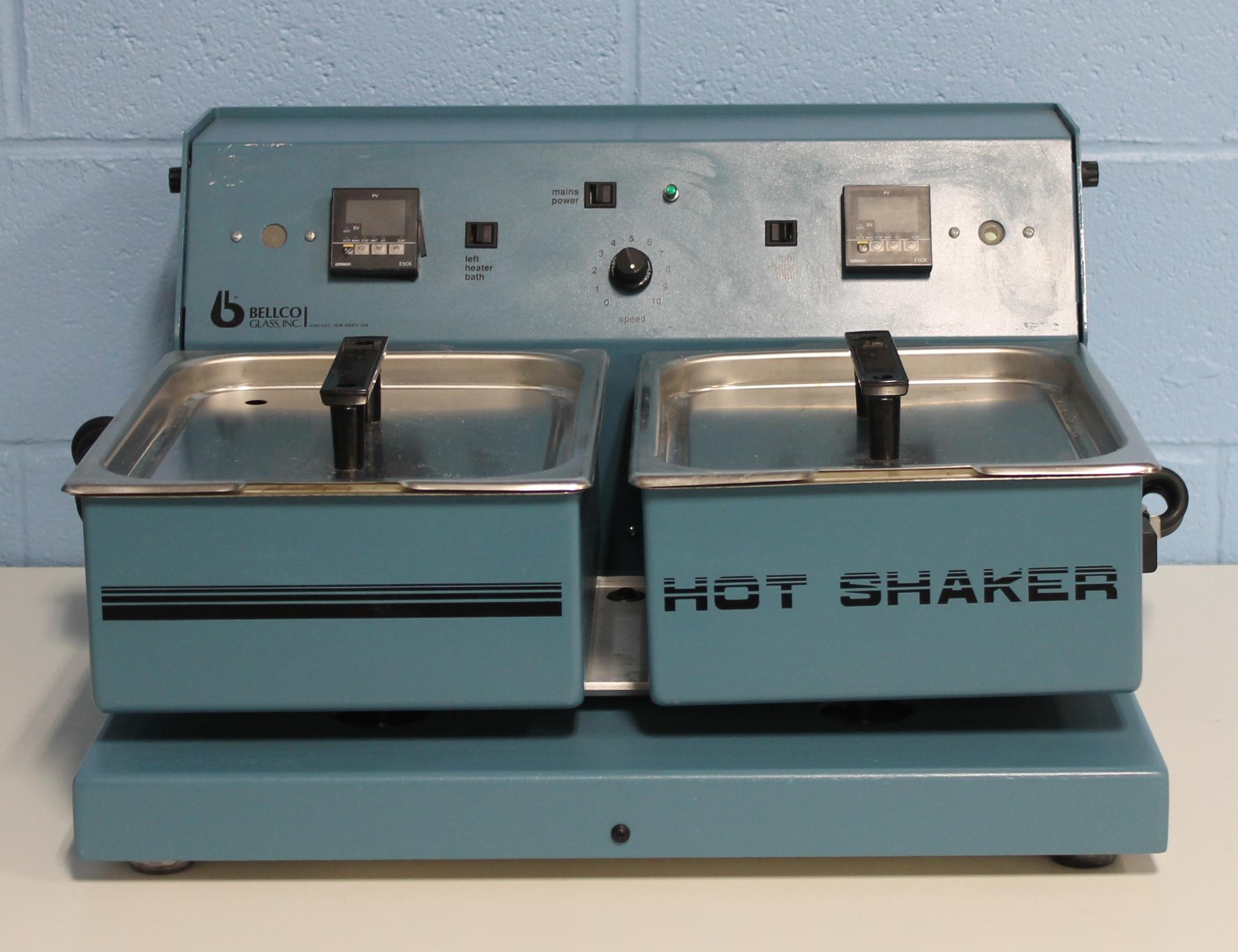 Bellco Glass, Inc. Dual Pan Hot Shaker Image
