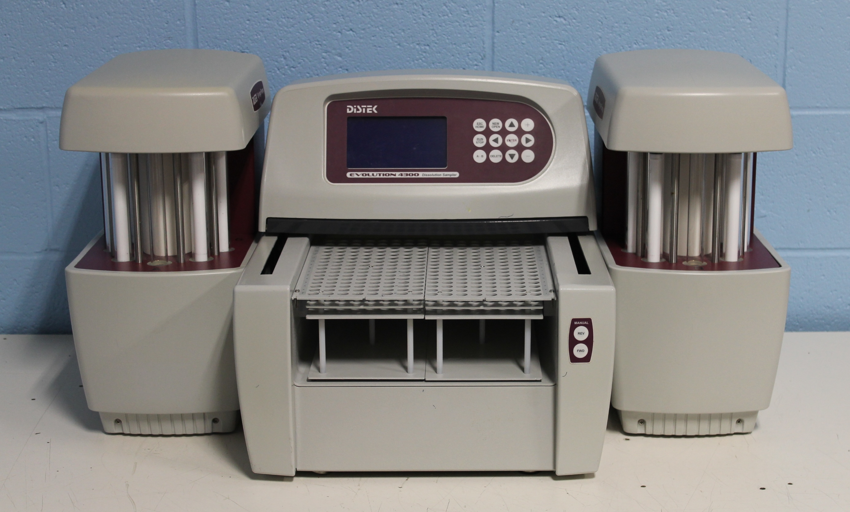 Distek Evolution 4300 Programmable Syringe Pump Dissolution Sampler Image