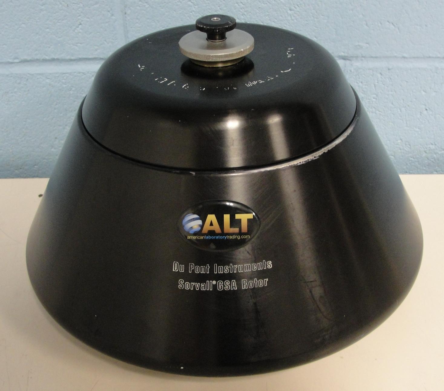 Sorvall GSA Rotor Image