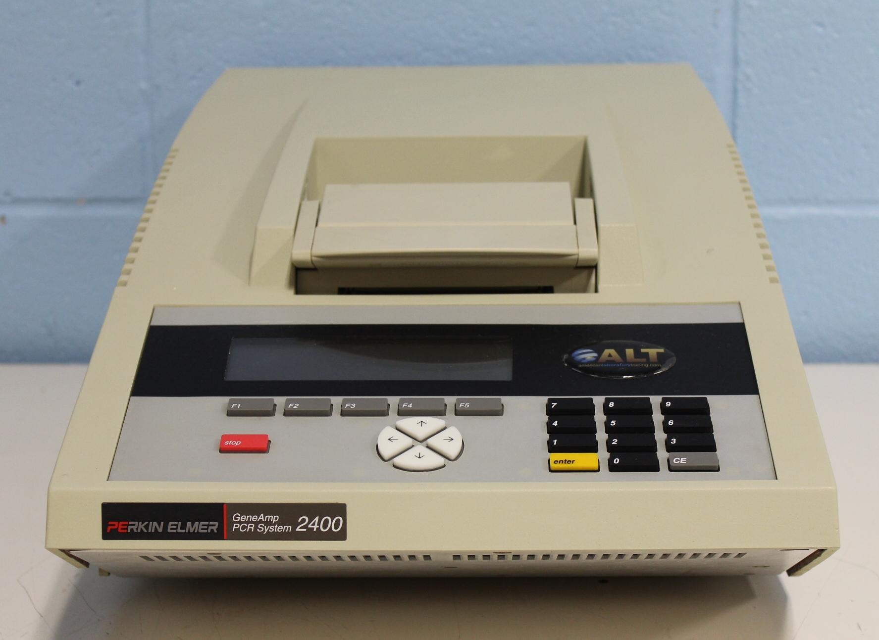 Perkin Elmer GeneAmp PCR System 2400 Image