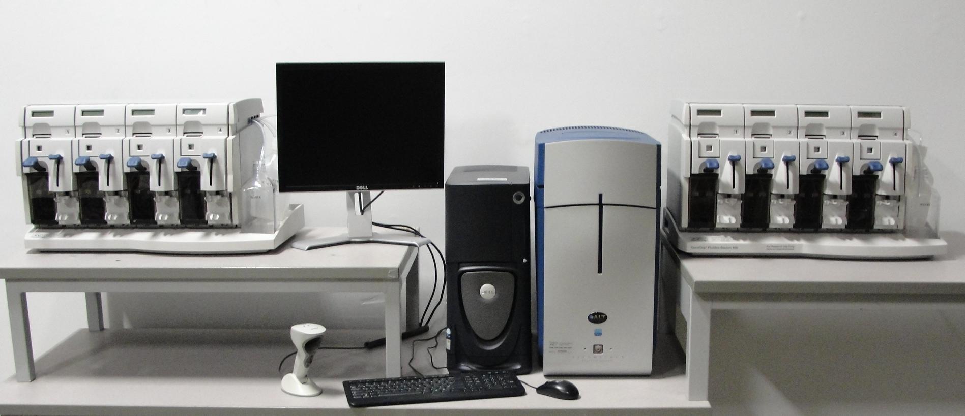 Refurbished Affymetrix Genechip Scanner 3000 7g System