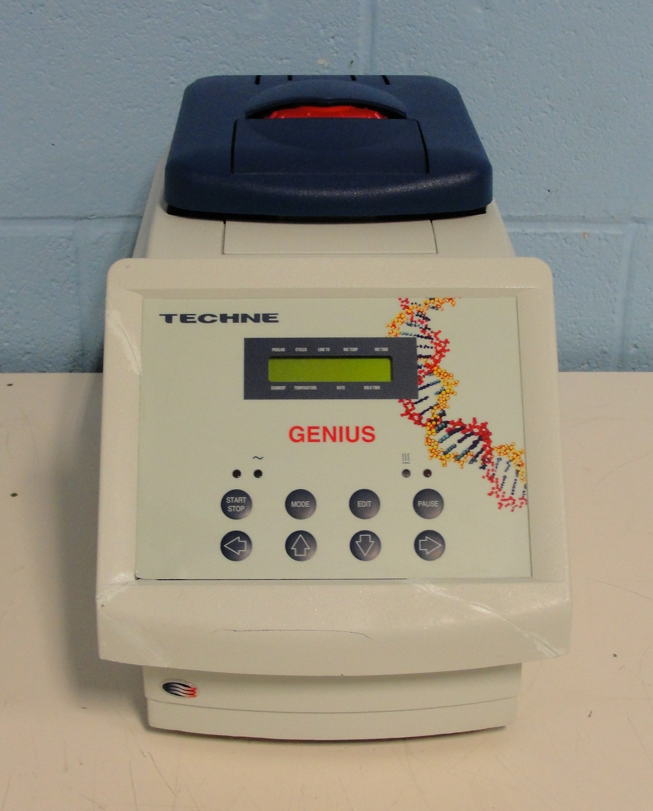 Techne Genius PCR Thermal Cycler Model FGEN02TP Image