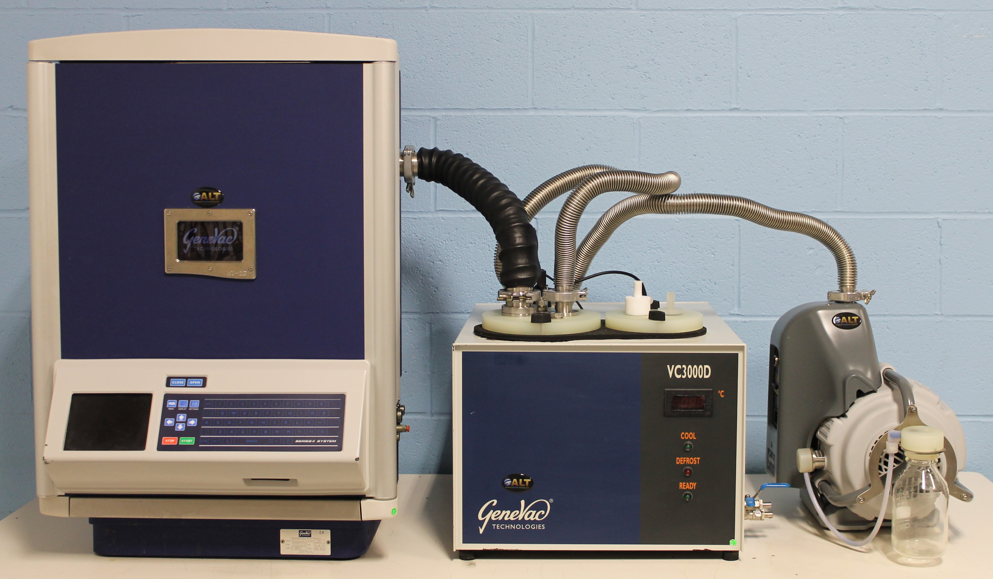 GeneVac HT-12 Series II Evaporation System Image