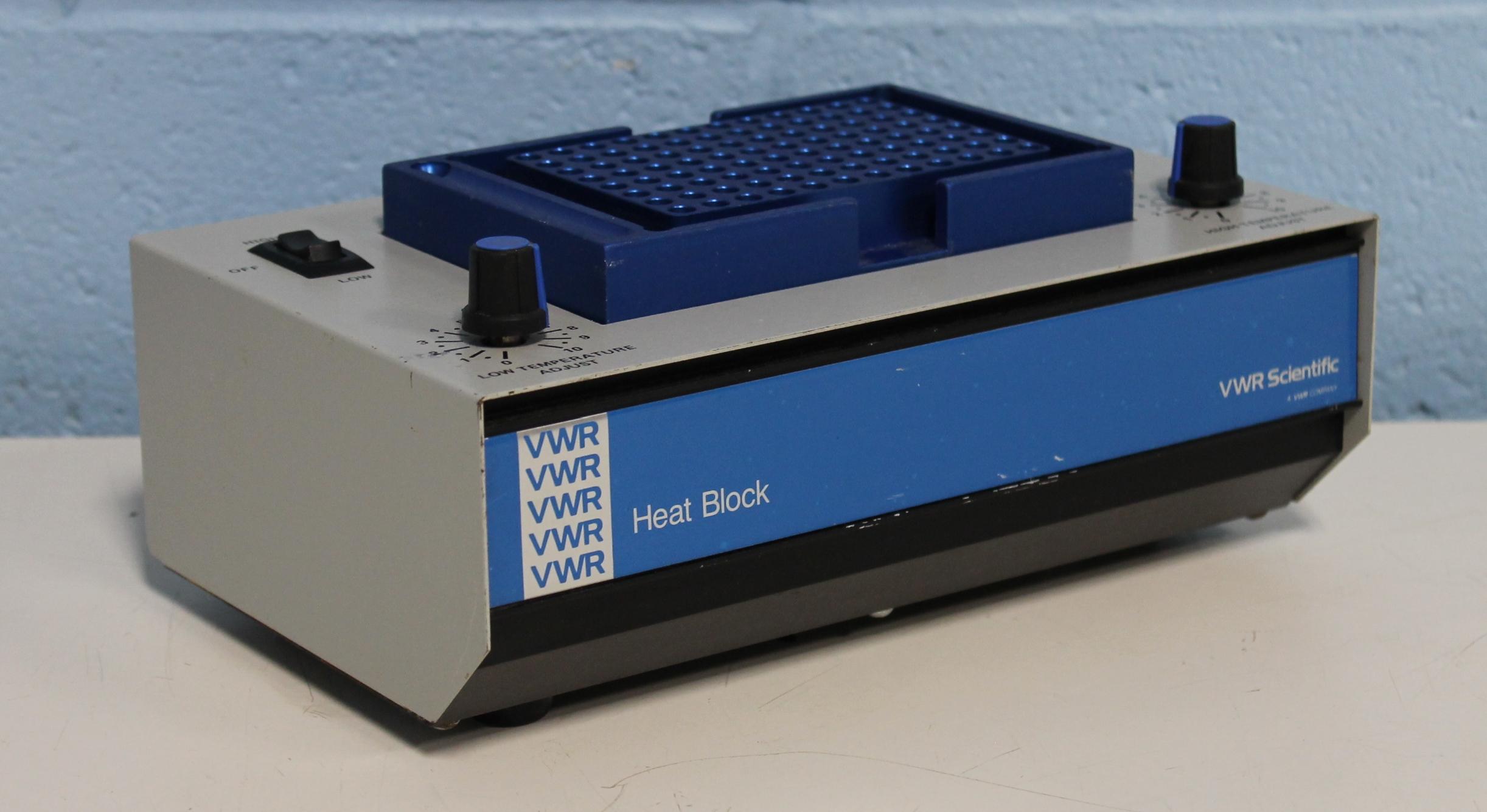 Refurbished VWR Heat Block 2