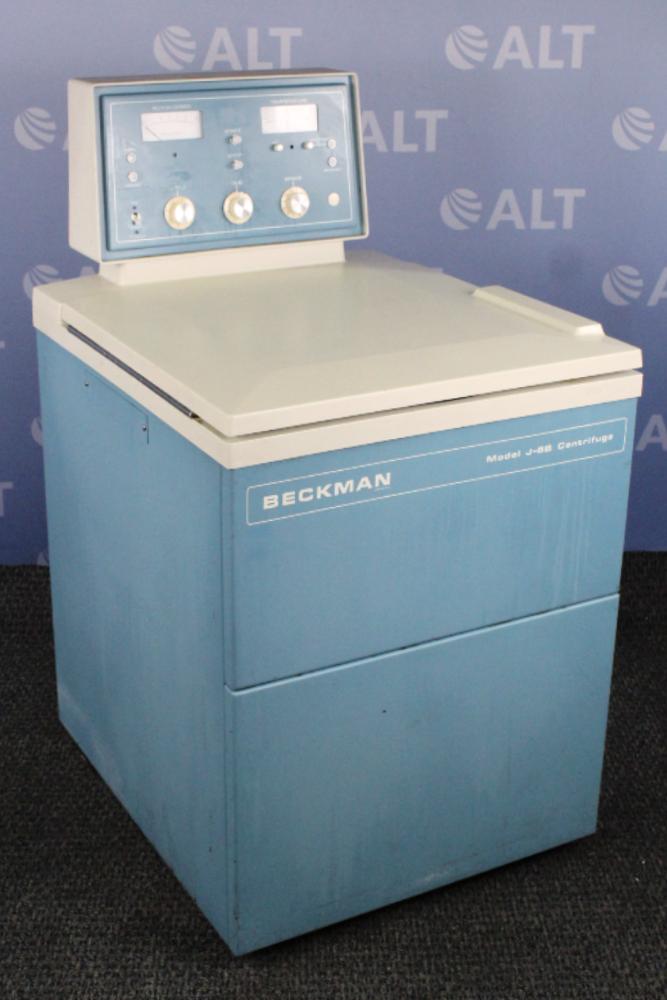 Refurbished Beckman Coulter J 6b Refrigerated Centrifuge