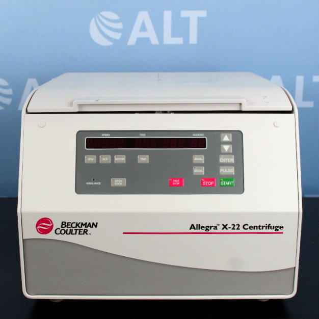 Beckman Coulter Allegra X-22 Benchtop Centrifuge  Image