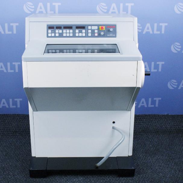 Microm HM 500-OM Cryostat Image