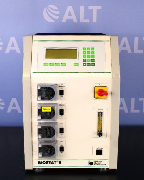 B. Braun Biostat B Control Tower Image