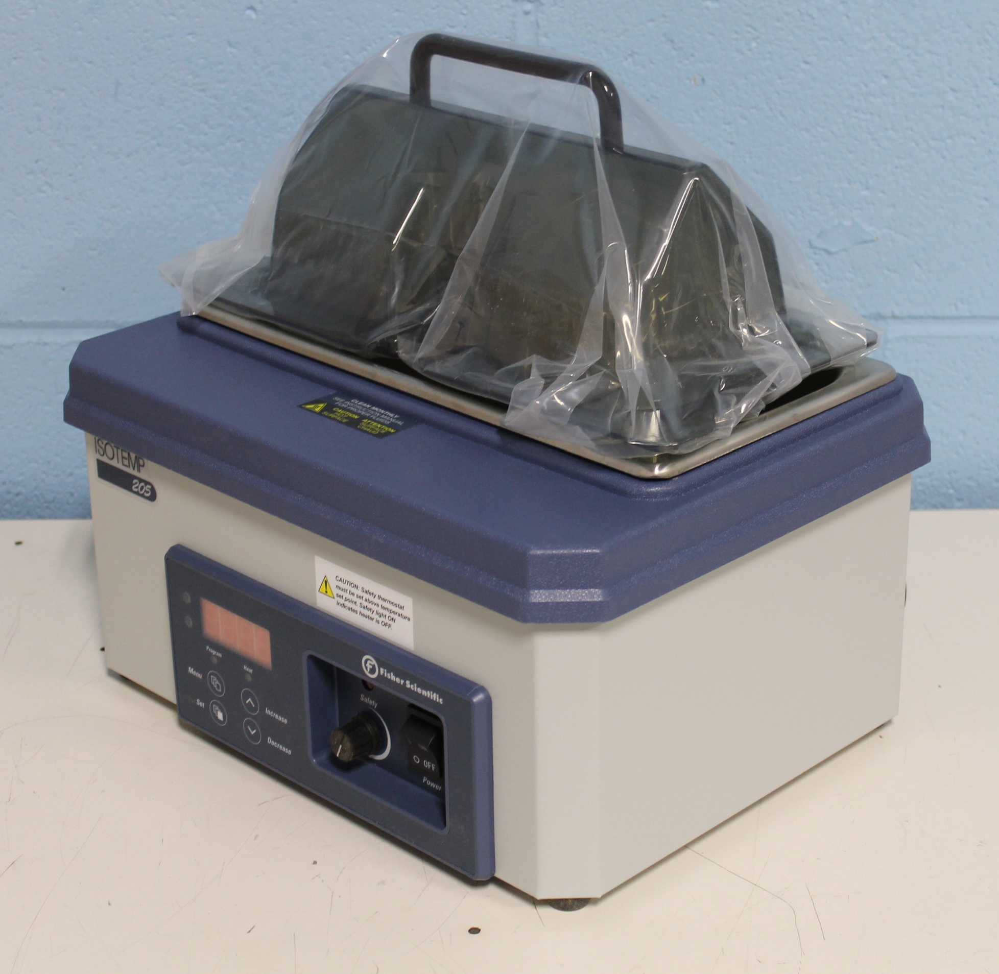 Refurbished Fisher Scientific Isotemp 205 Digital