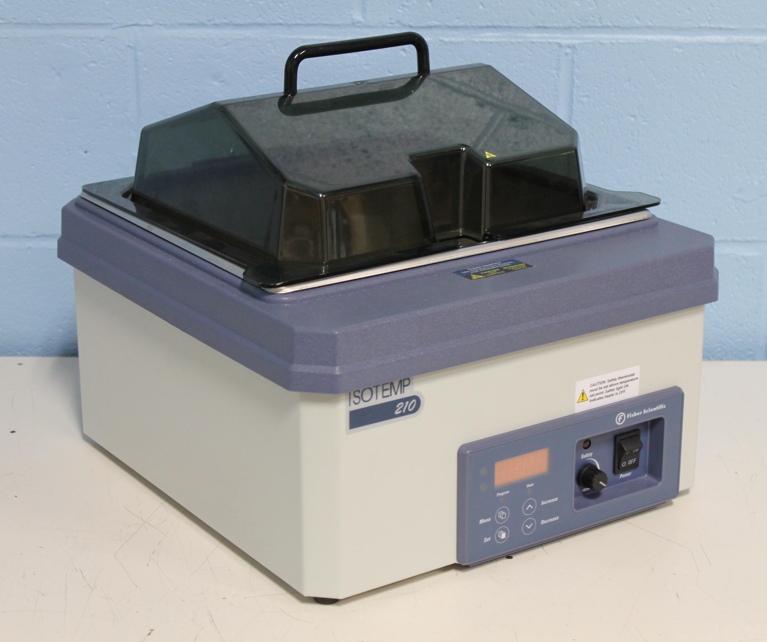 Refurbished Fisher Scientific Isotemp 210 Digital Control