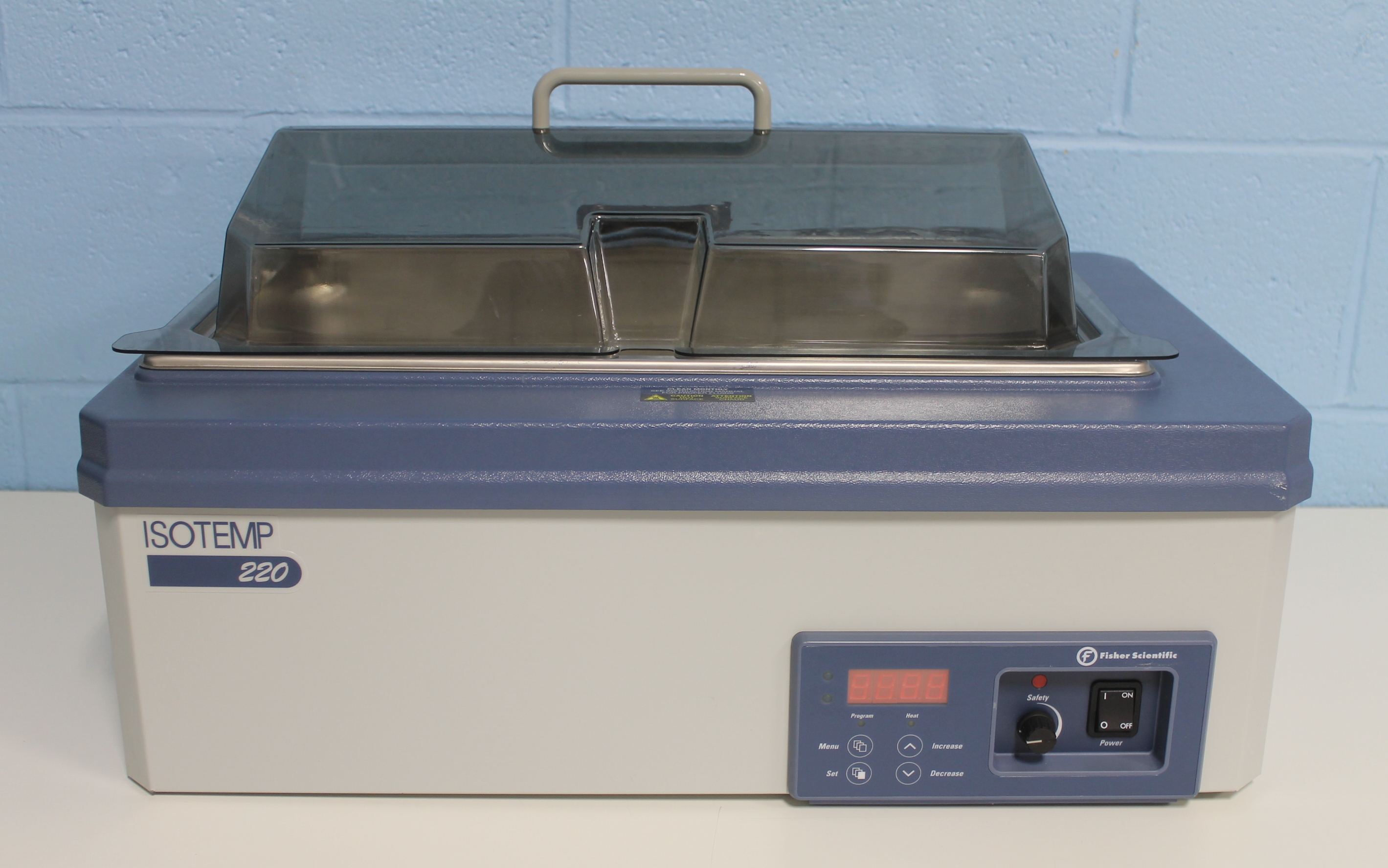 Refurbished Fisher Scientific Isotemp 220 Water Bath