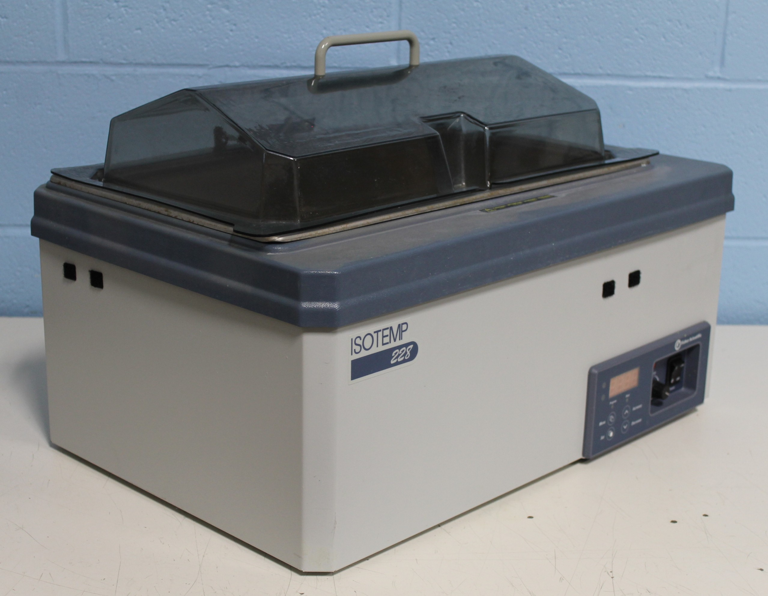 Refurbished Fisher Scientific Isotemp 228 Heated Water Bath