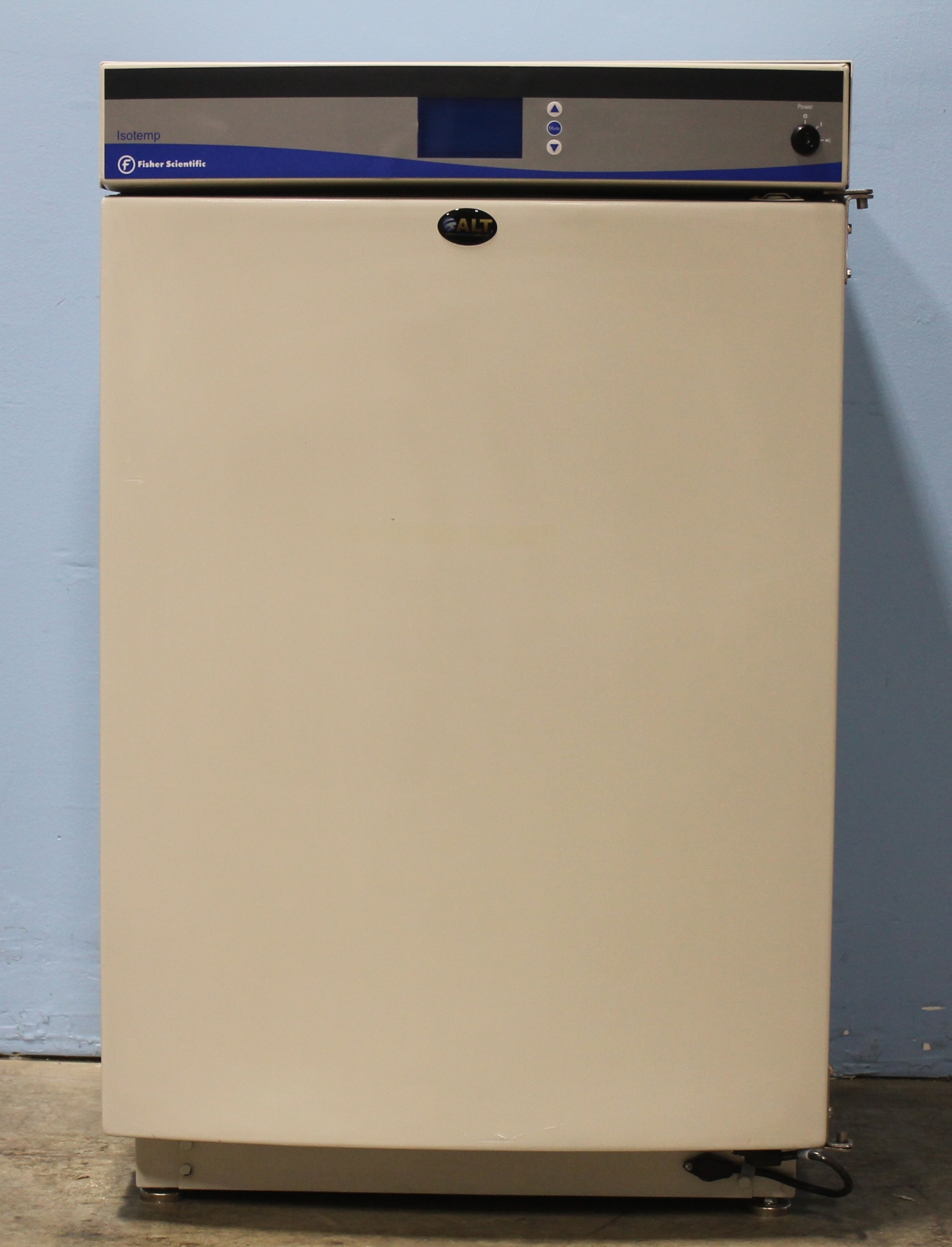 Refurbished Fisher Scientific Isotemp Co2 Water Jacketed Incubator Model Ffco300tabc