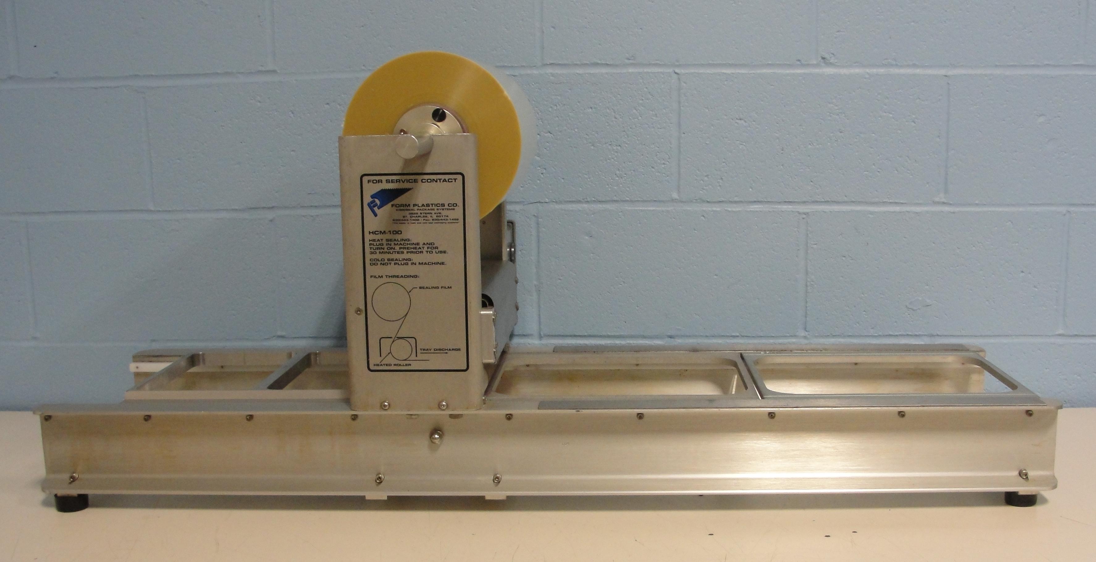 Refurbished Sealing KISS/SEAL HCM 100 Packaging System