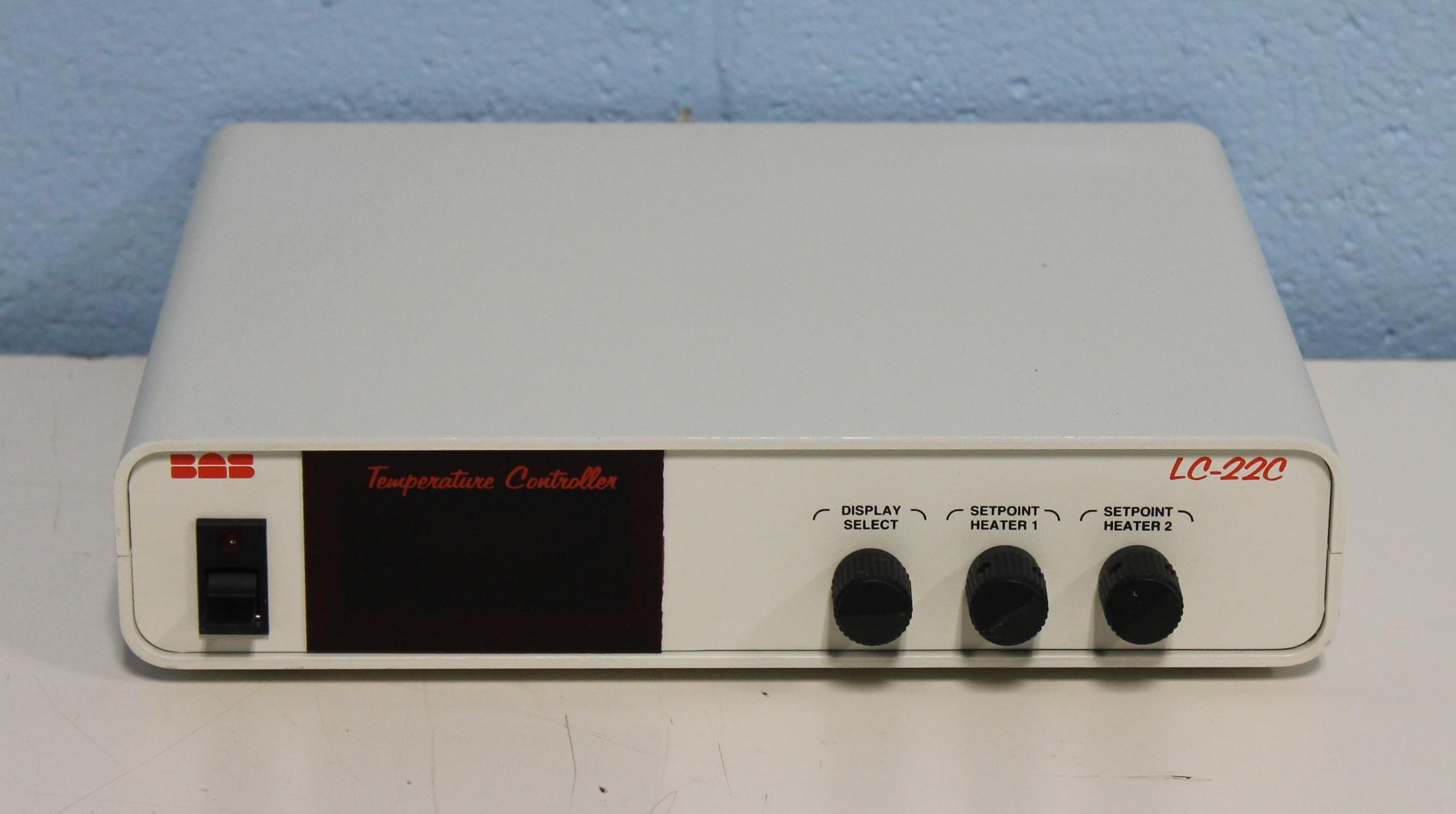 BAS LC-22C Temperature Controller Image