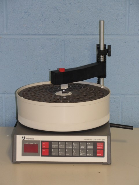Pharmacia LKB Frac-200 Fraction Collector Image