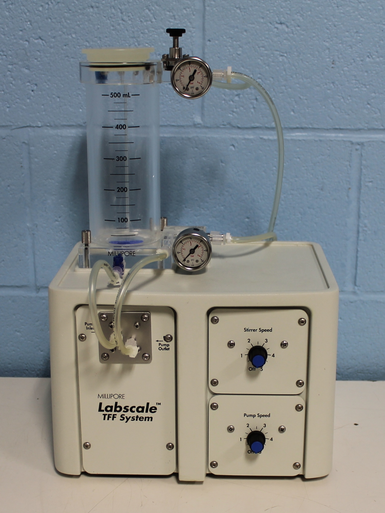 Refurbished Millipore Labscale Tff Tangential Flow