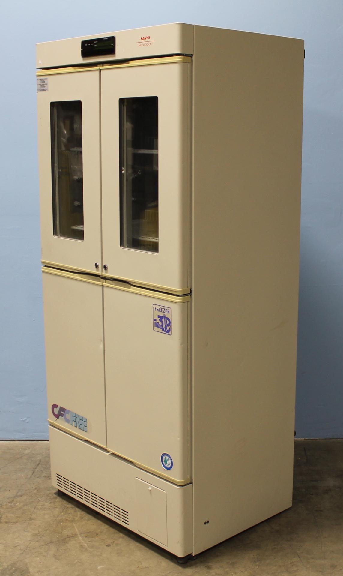 Refurbished Sanyo Mpr 411f Pharmaceutical Refrigerator