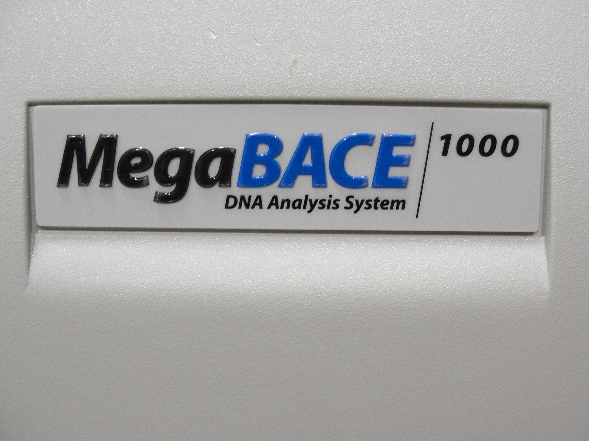 Refurbished Molecular Dynamics MegaBACE 1000 DNA Analysis System