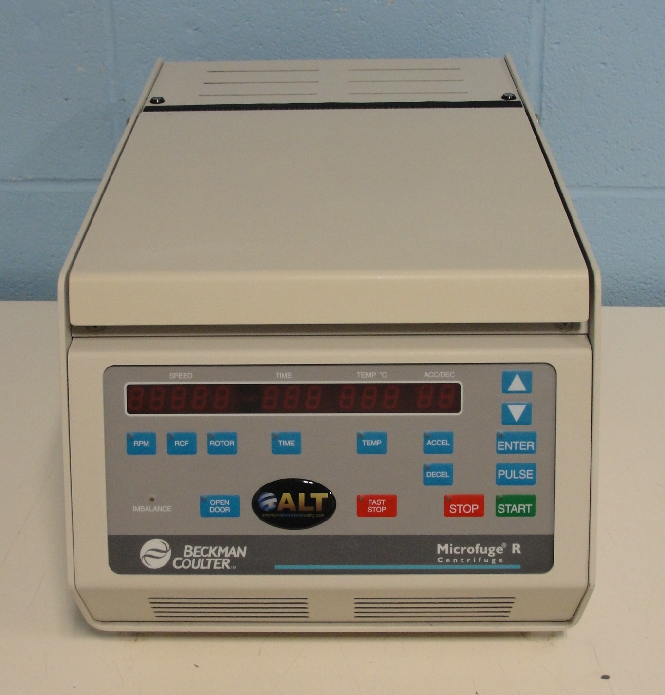 Beckman Coulter Microfuge R Centrifuge with F241.5 Rotor (24-place rotor) Image