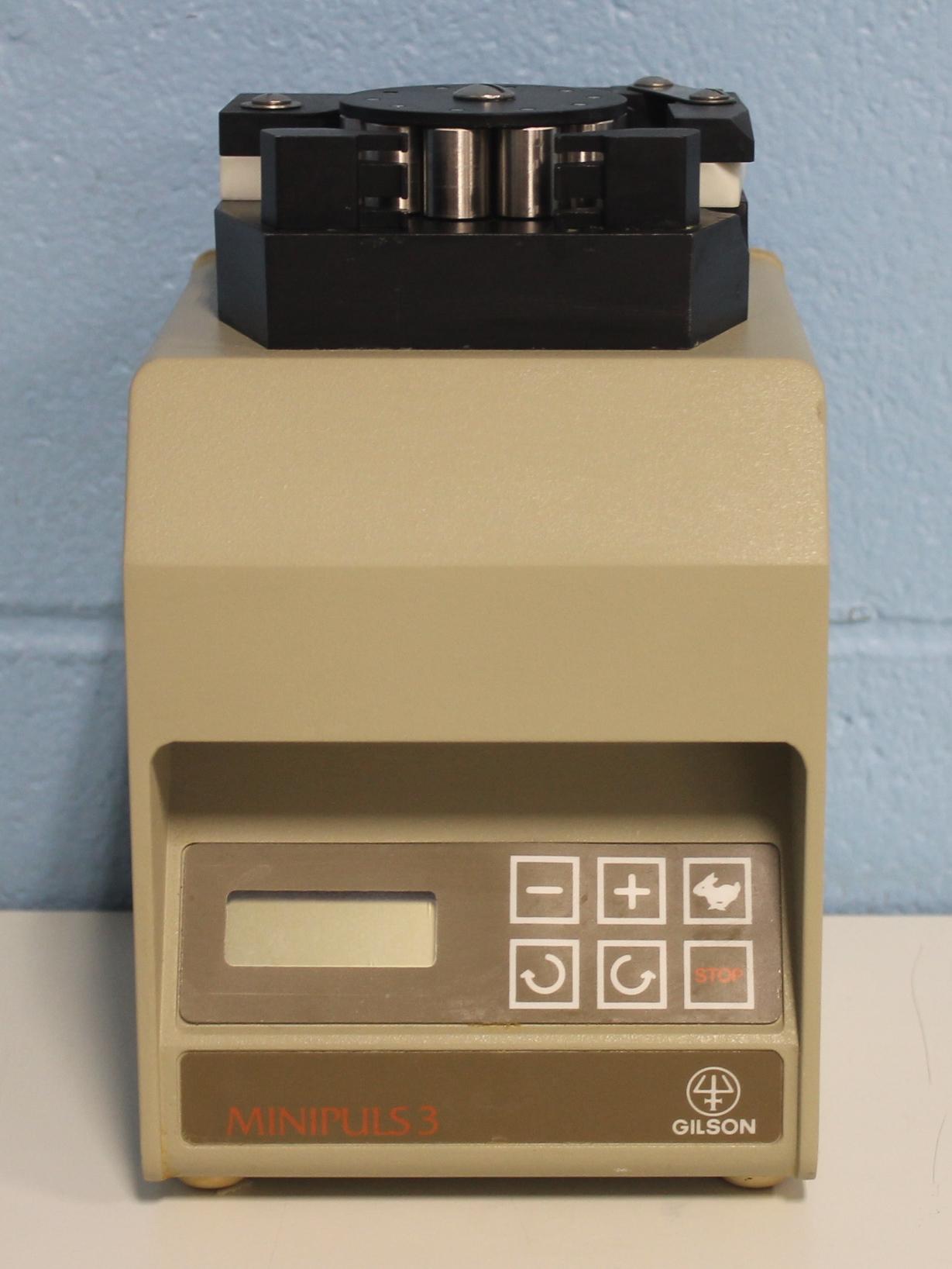 Gilson MiniPuls 3 Peristaltic Pump Image