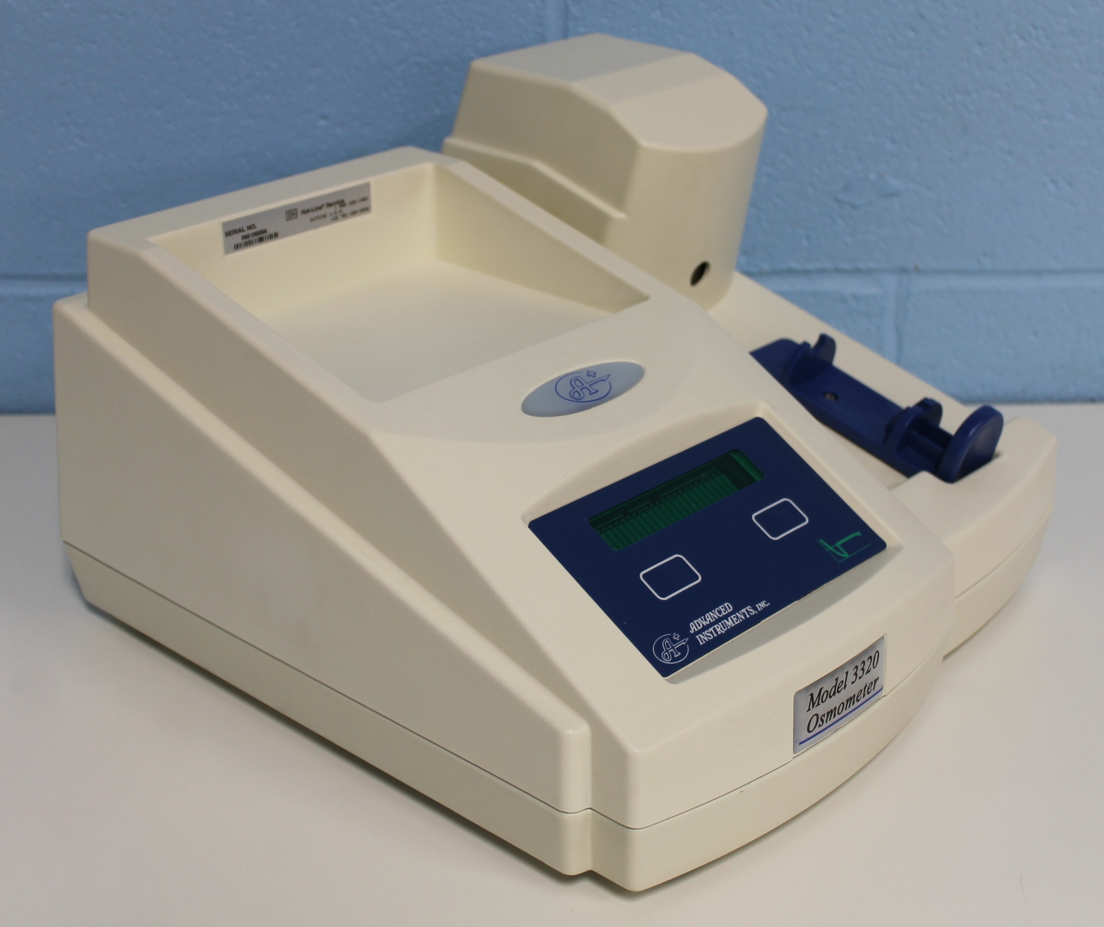 Advanced Instruments Model 3320 Micro-Osmometer ...