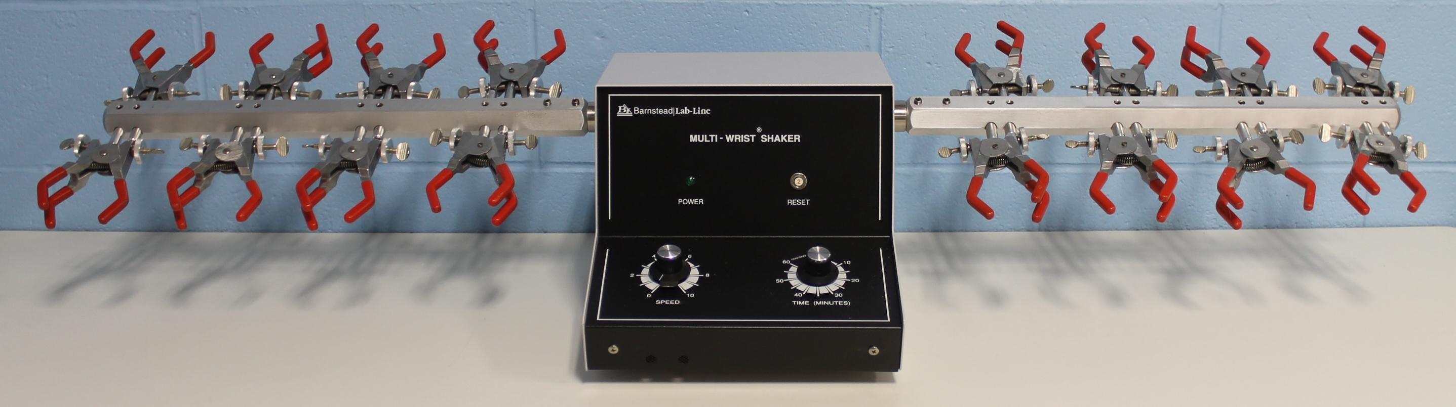 Barnstead/Lab-Line Multi-wrist Shaker Model 3589 Image