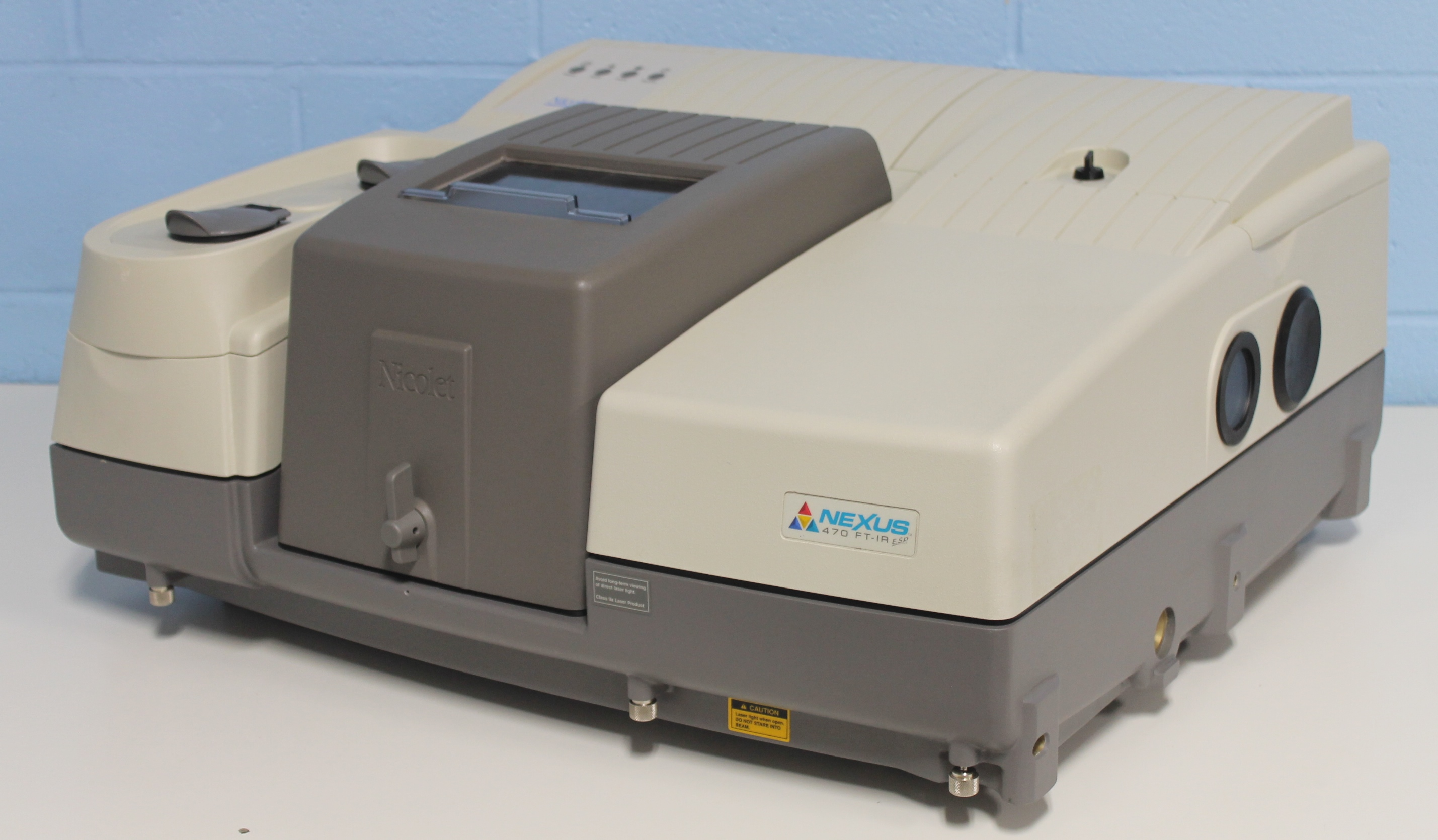 Refurbished Nicolet Nexus 470 Esp Ft Ir Spectrometer With