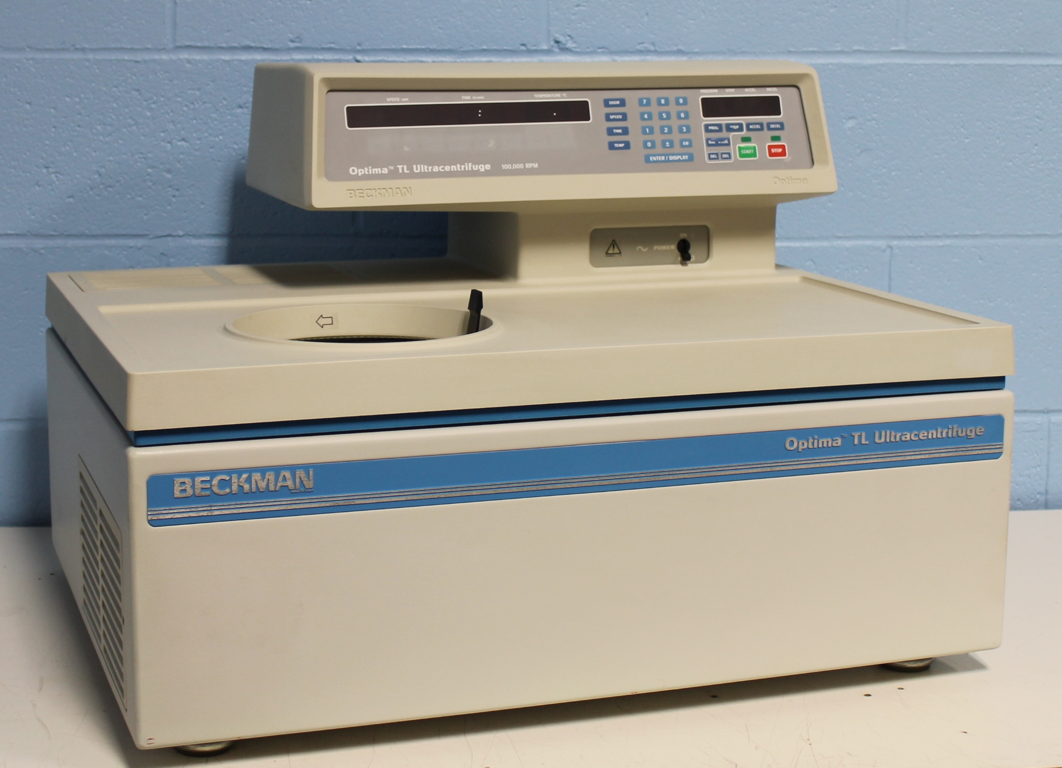Refurbished Beckman Coulter Optima Tl Ultracentrifuge