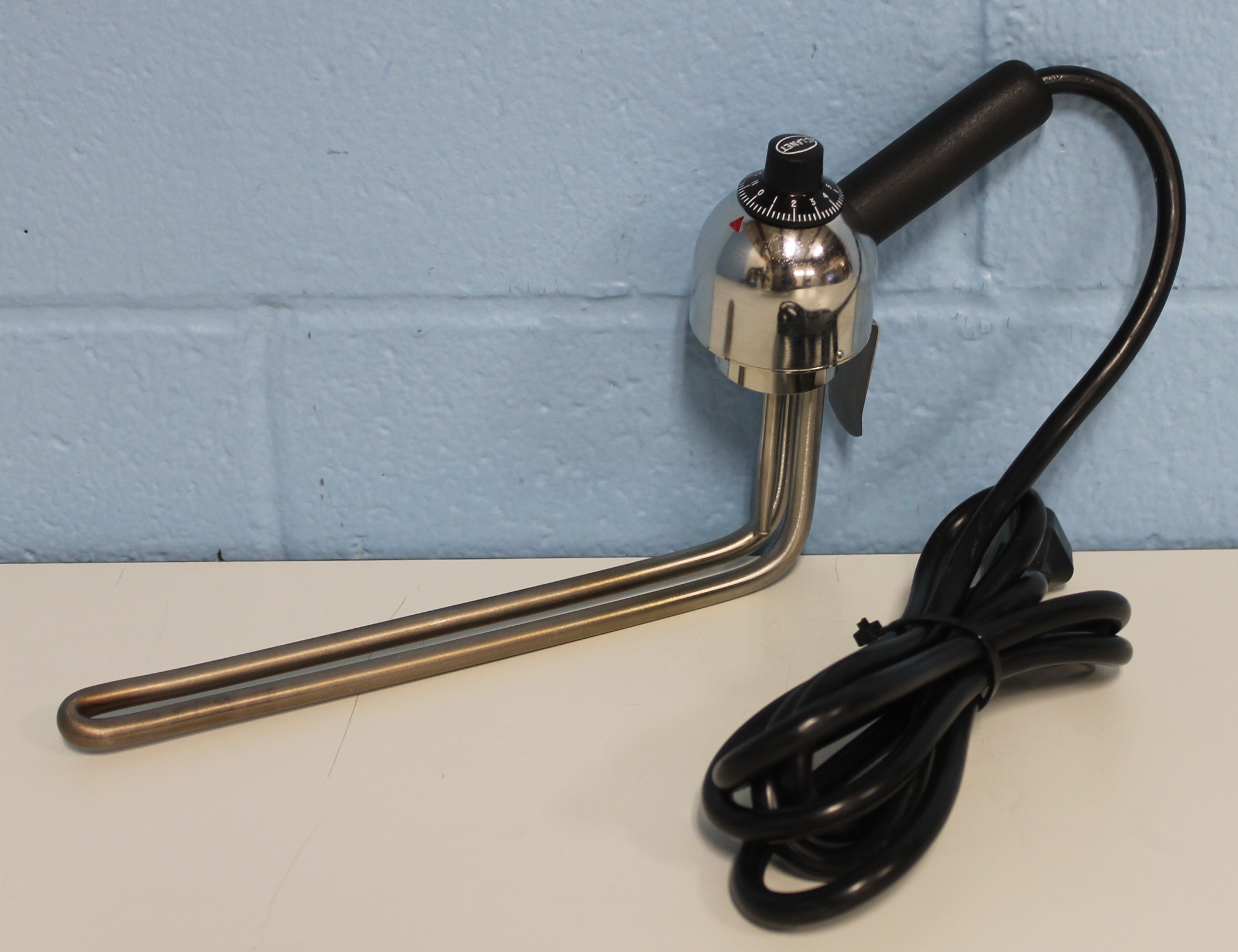 George Ulanet Company Over the Side Immersion Heater, Heet-o-Matic  Image