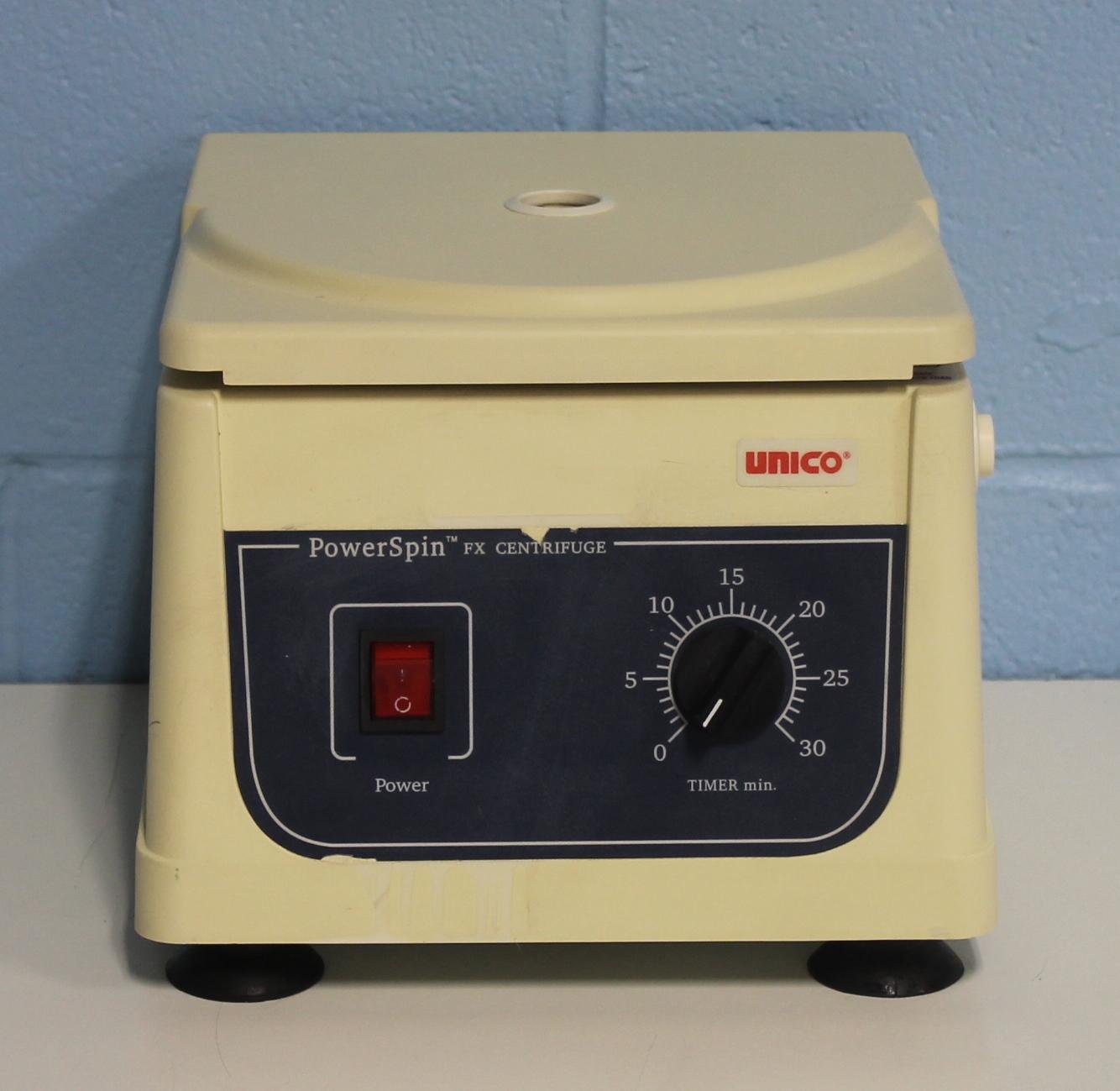 UNICO Powerspin C806 Fx Centrifuge  Image