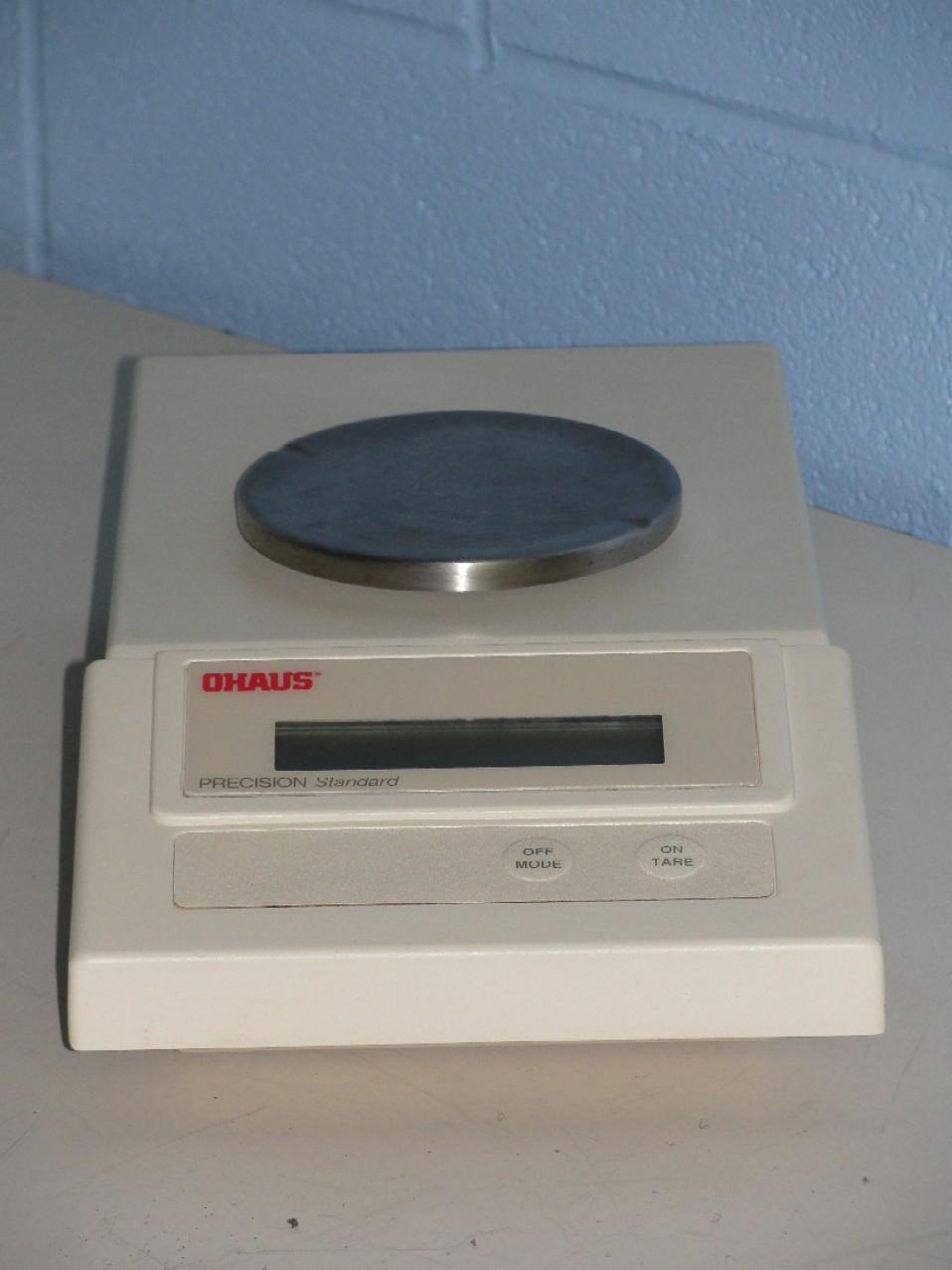 Ohaus Precision Standard Weighing Balance Image