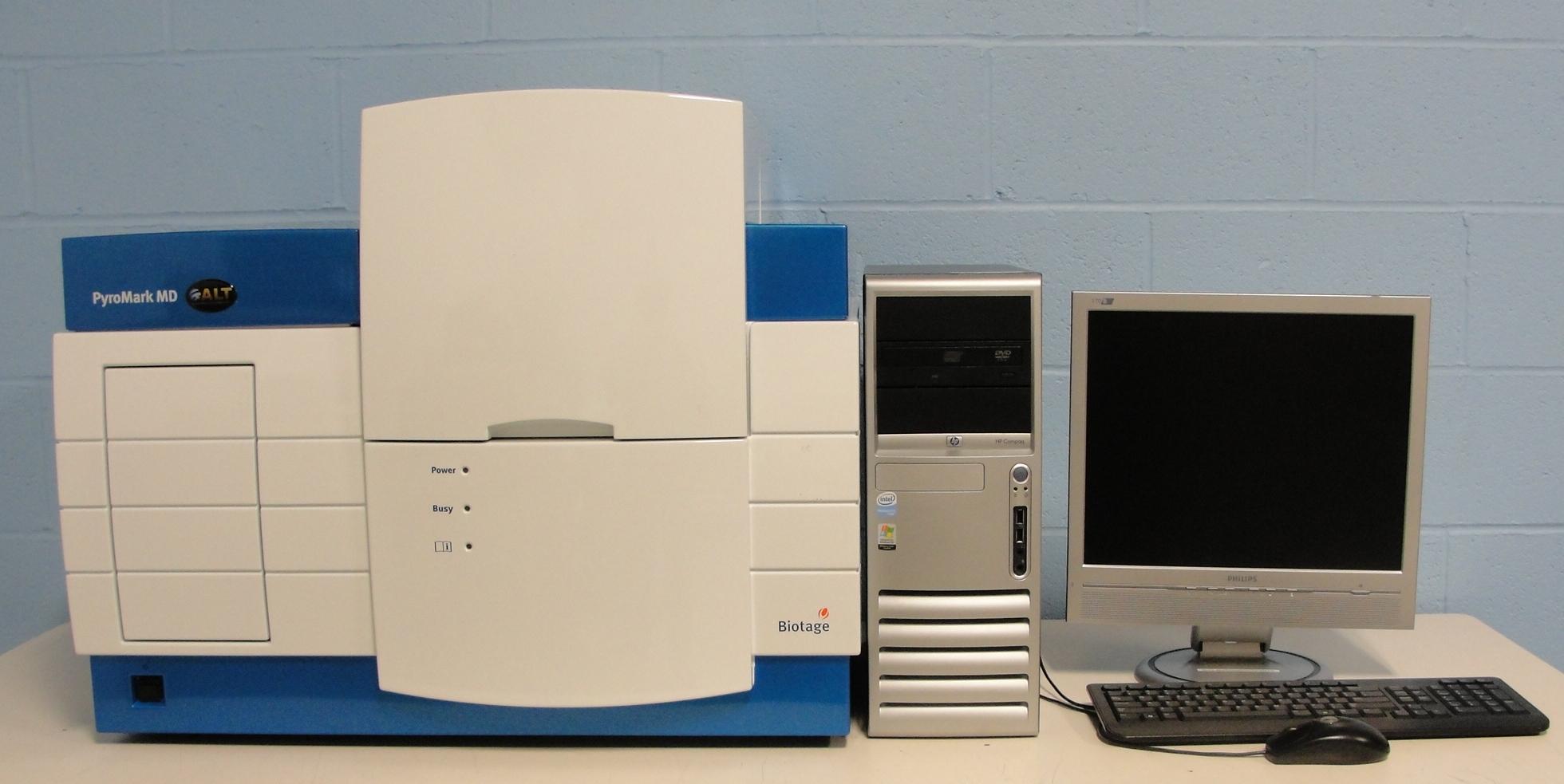 Biotage PyroMark Q96 MD System Image
