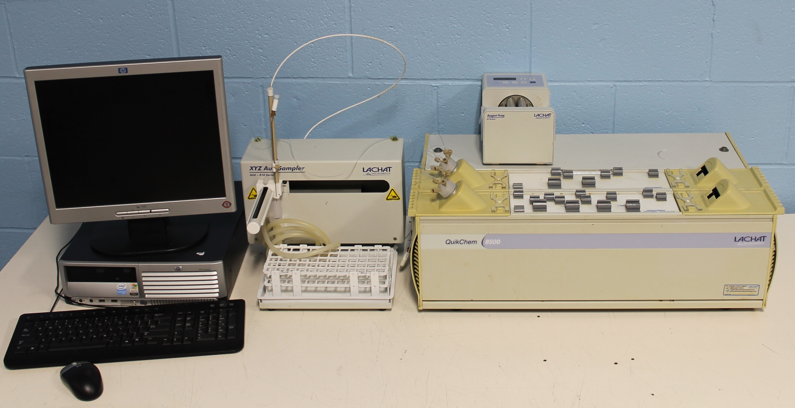 Lachat QuikChem 8500 Flow Injection Analysis System Image